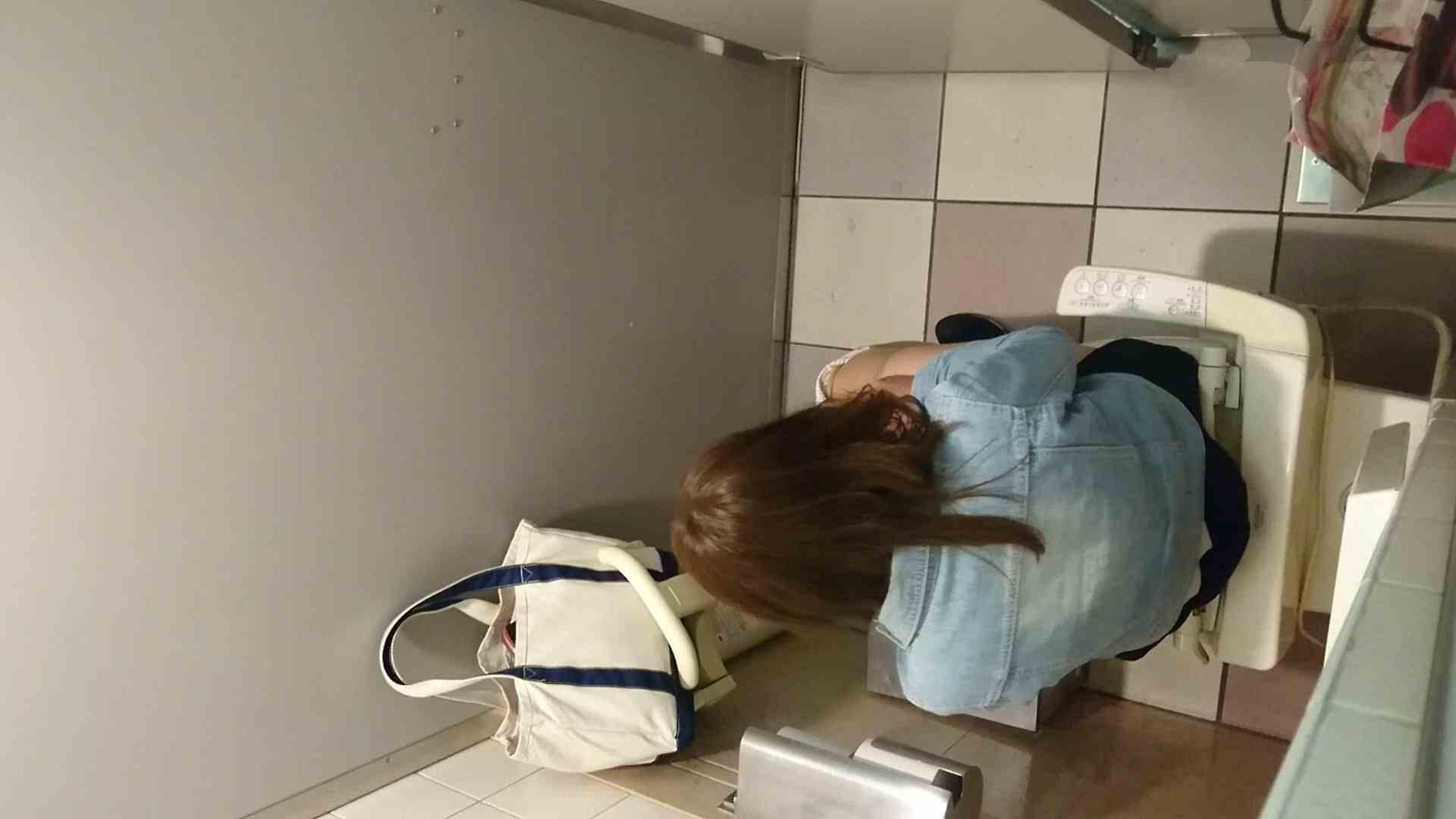 おまんこ:化粧室絵巻 ショッピングモール編 VOL.16:怪盗ジョーカー