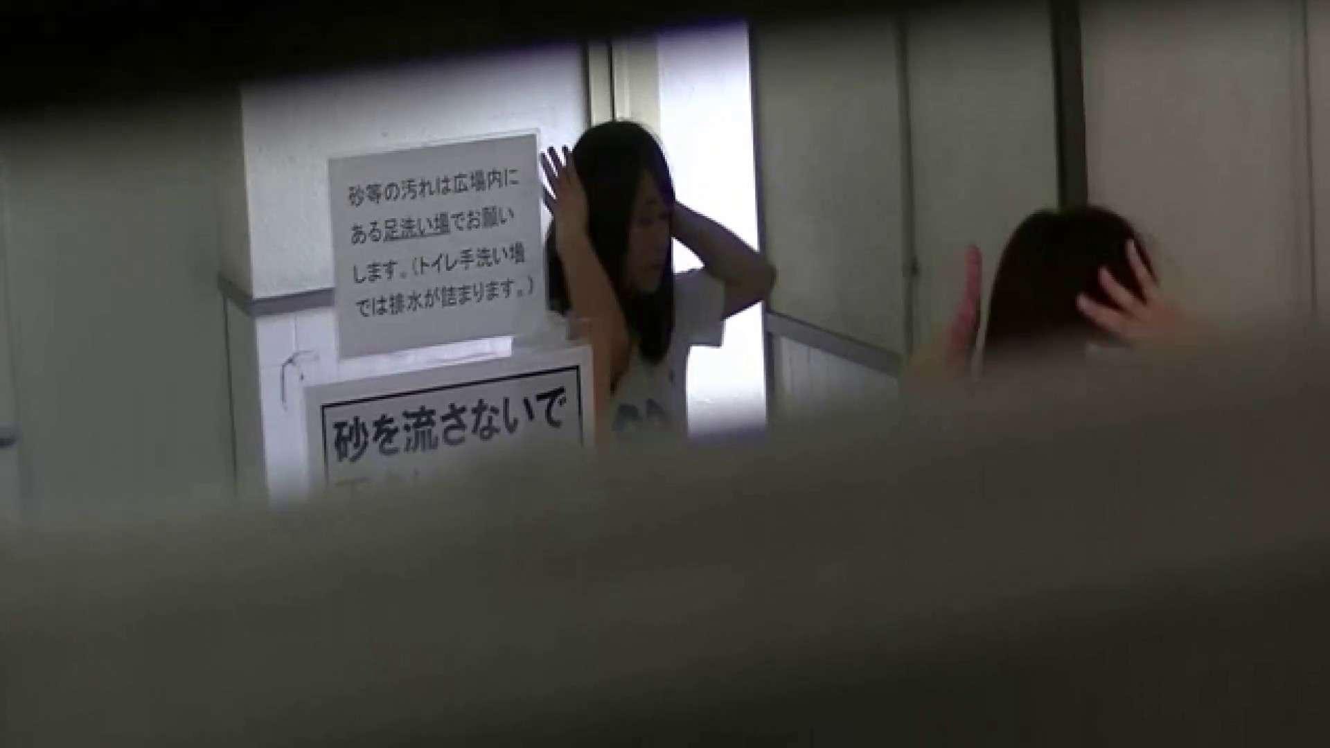 おまんこ:夏の思い出浜辺トイレ盗撮Vol.26:怪盗ジョーカー