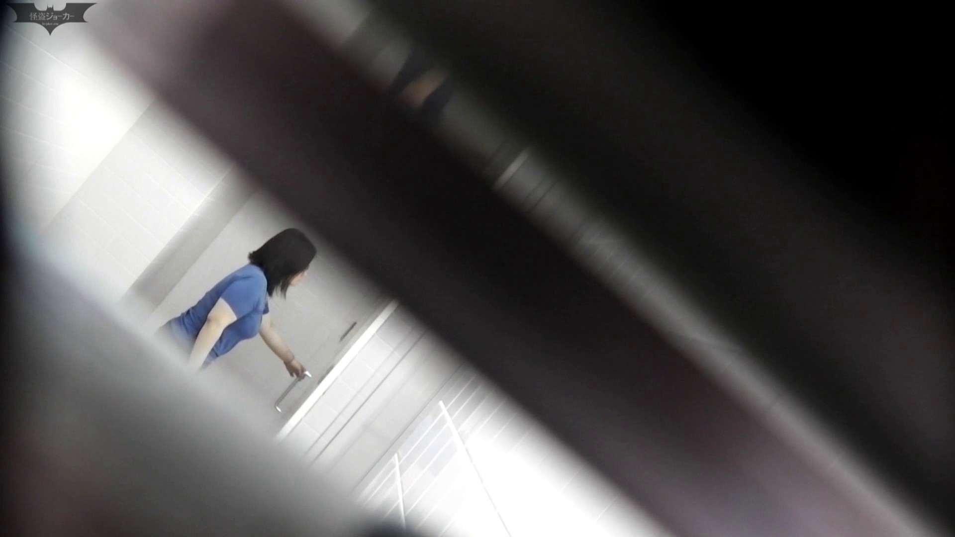 おまんこ:お銀 vol.68 無謀に通路に飛び出て一番明るいフロント撮り実現、見所満載:怪盗ジョーカー