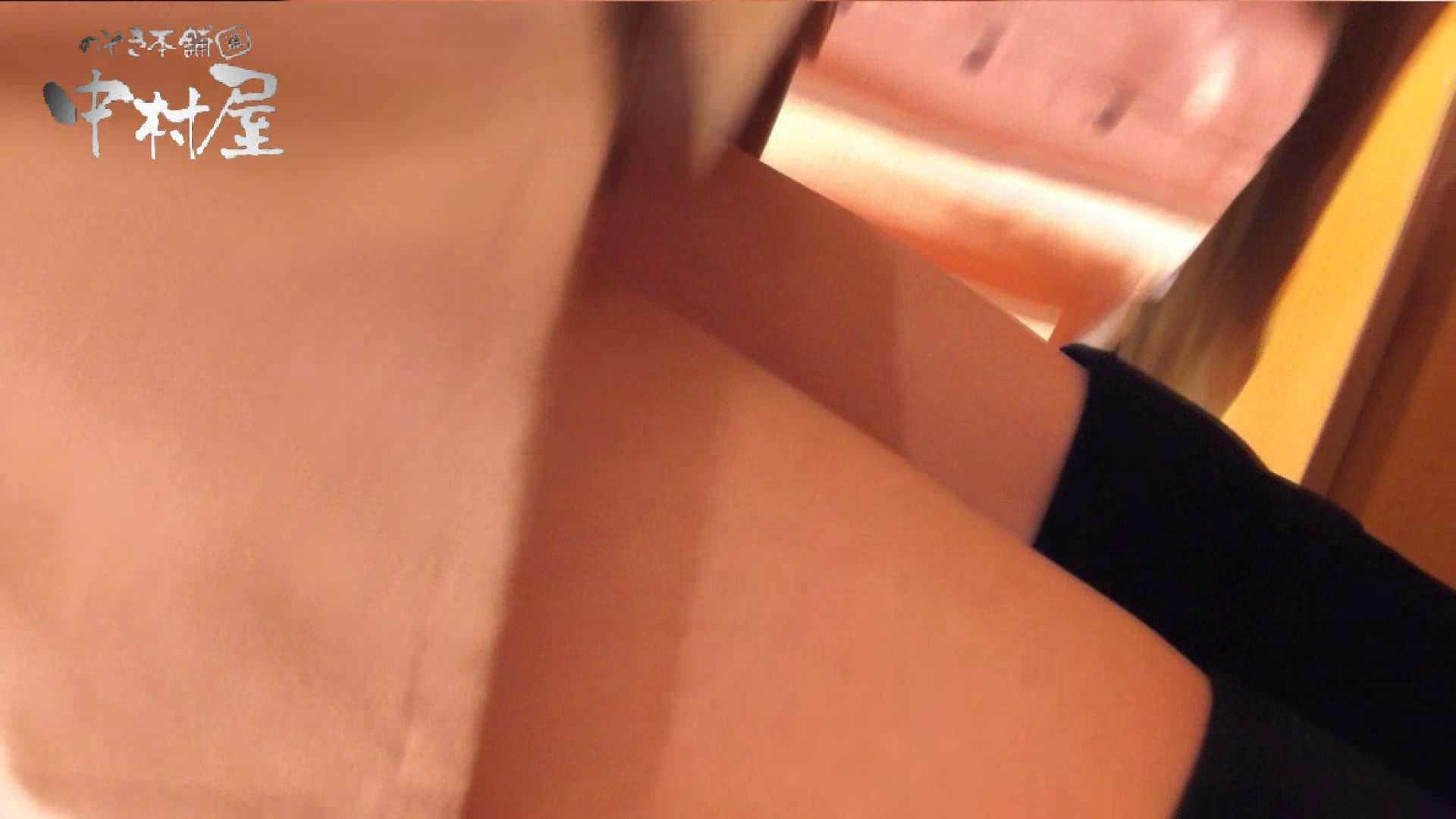 おまんこ:vol.57 美人アパレル胸チラ&パンチラ 激カワ店員のおっぱい:のぞき本舗 中村屋
