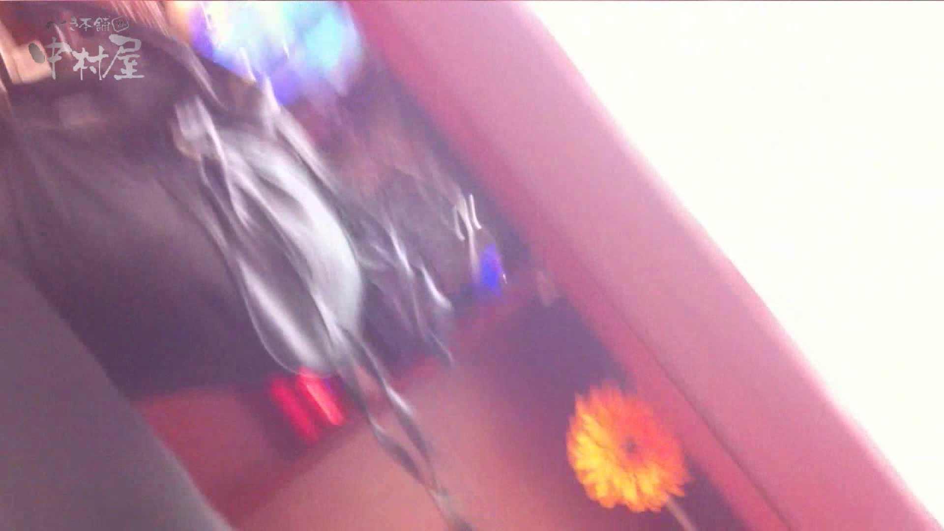 vol.76 美人アパレル胸チラ&パンチラ おでこ萌えなおねーさん 接写   胸チラ  75pic 1