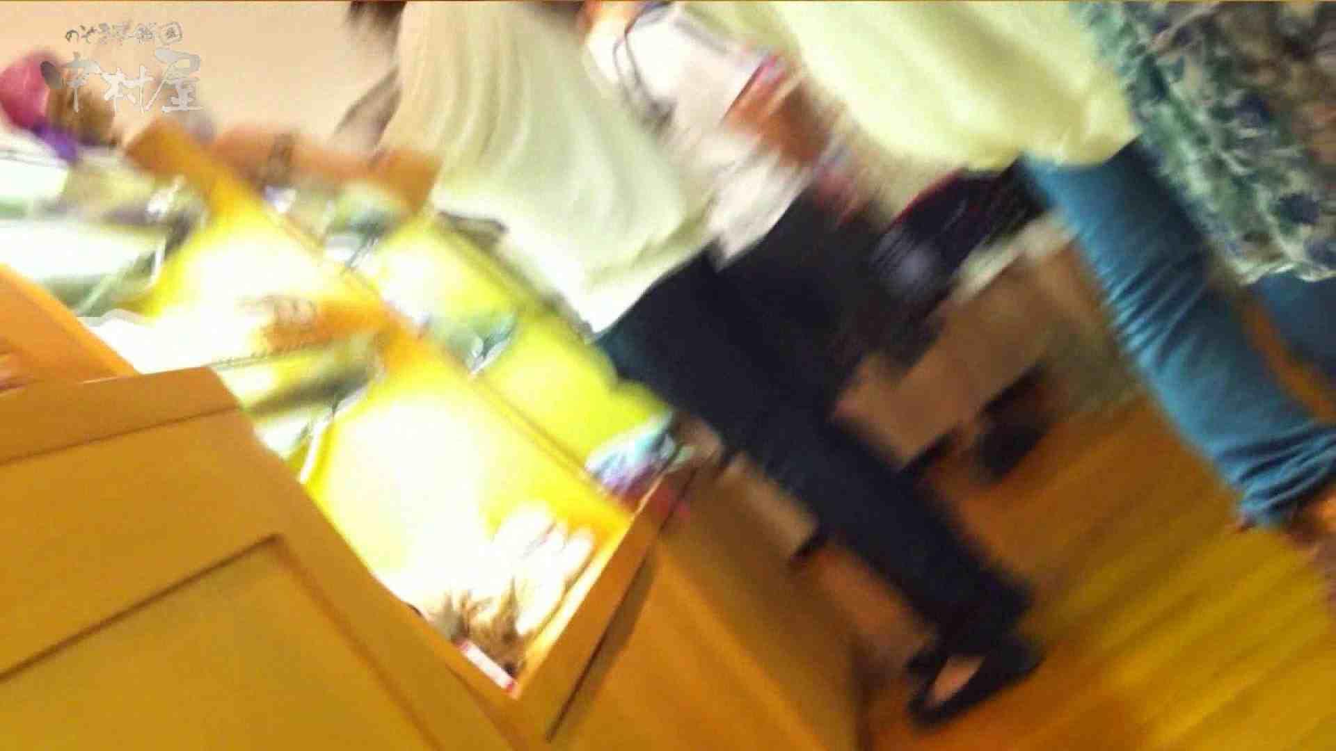 vol.76 美人アパレル胸チラ&パンチラ おでこ萌えなおねーさん 接写   胸チラ  75pic 59