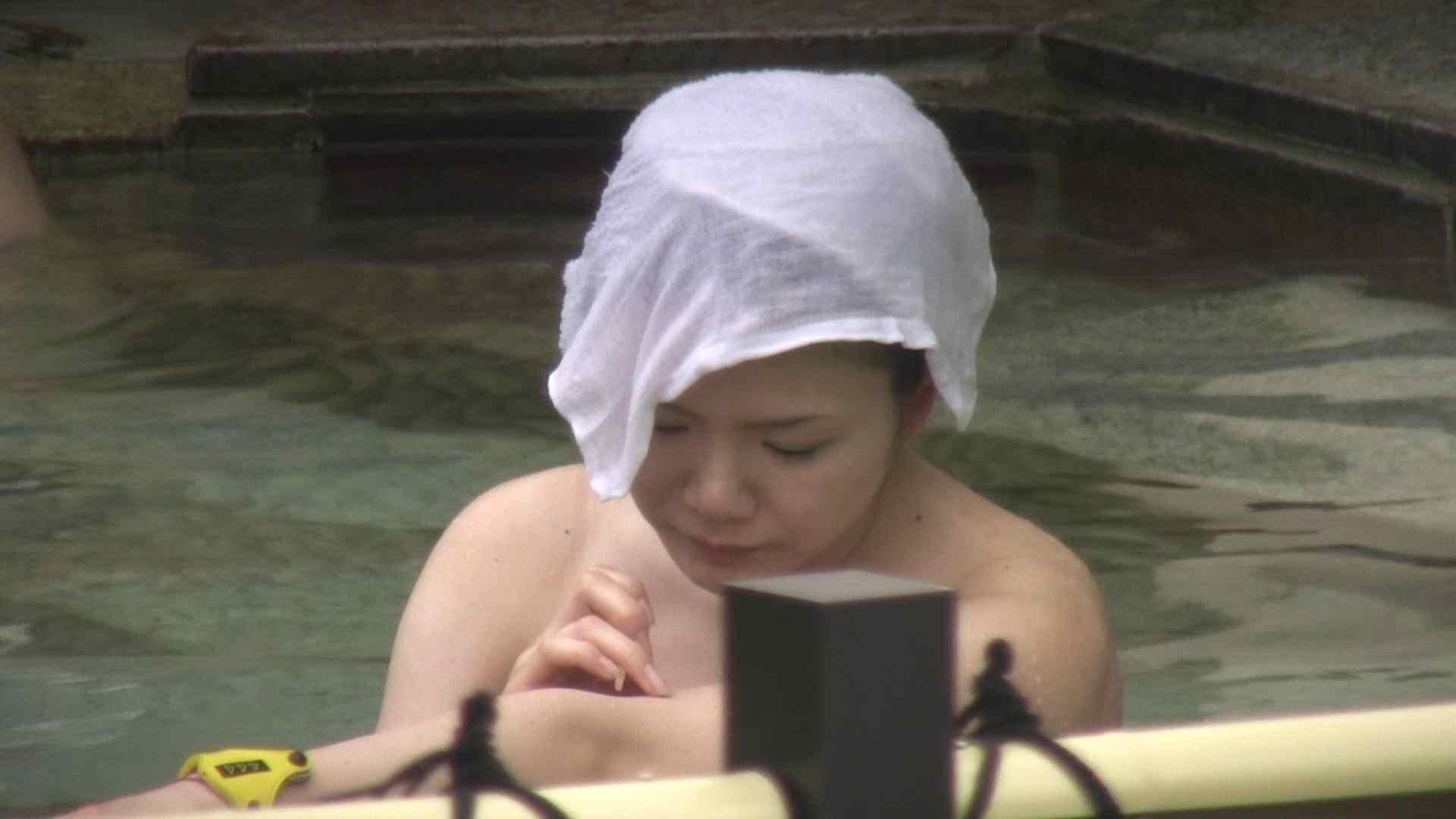 おまんこ:Aquaな露天風呂Vol.12【VIP】:のぞき本舗 中村屋