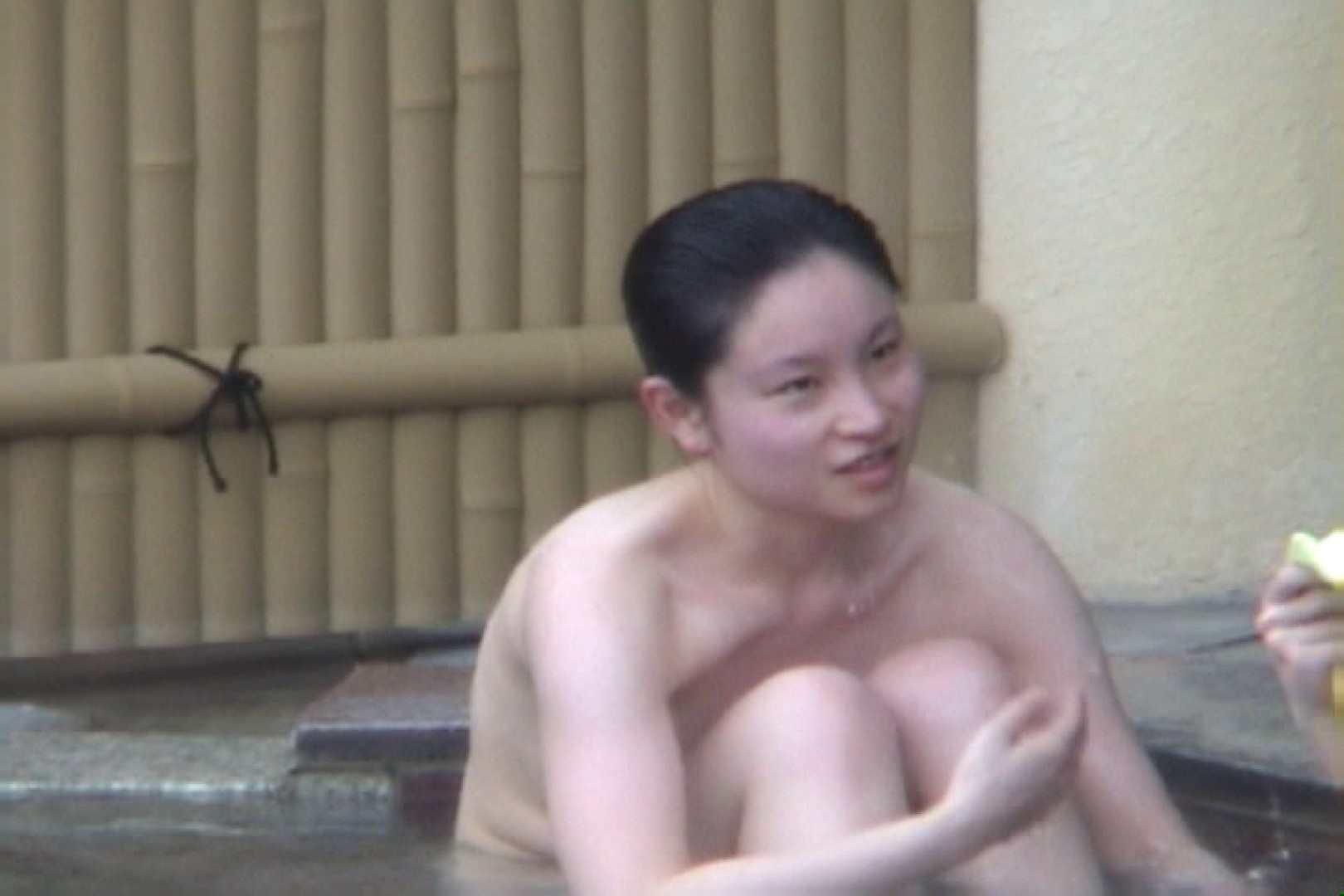 Aquaな露天風呂Vol.45【VIP限定】 HなOL   盗撮  100pic 43