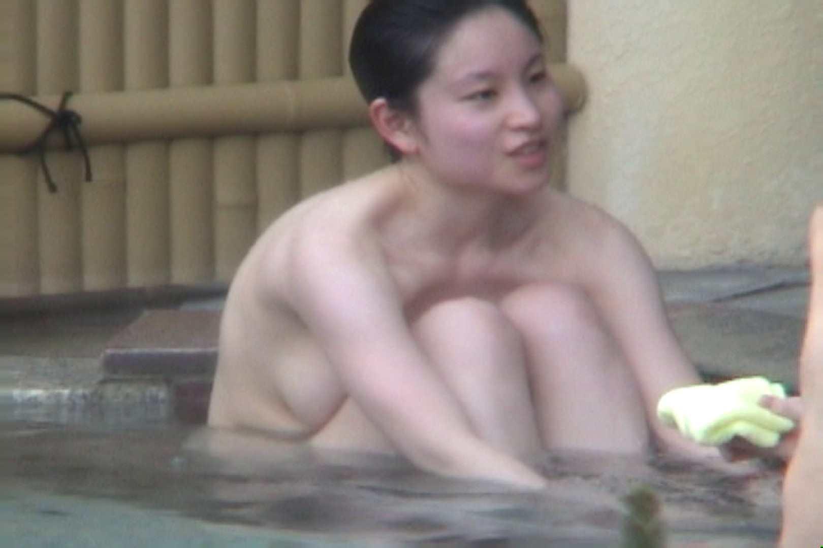 Aquaな露天風呂Vol.45【VIP限定】 HなOL   盗撮  100pic 90