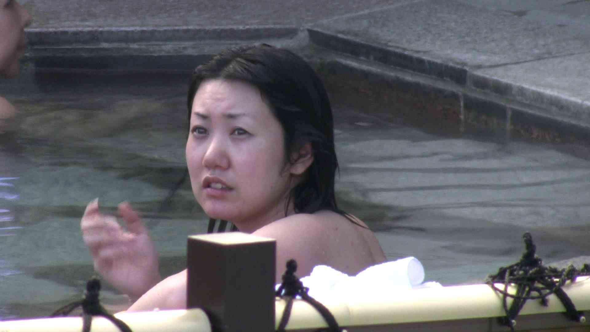 おまんこ:Aquaな露天風呂Vol.117:のぞき本舗 中村屋