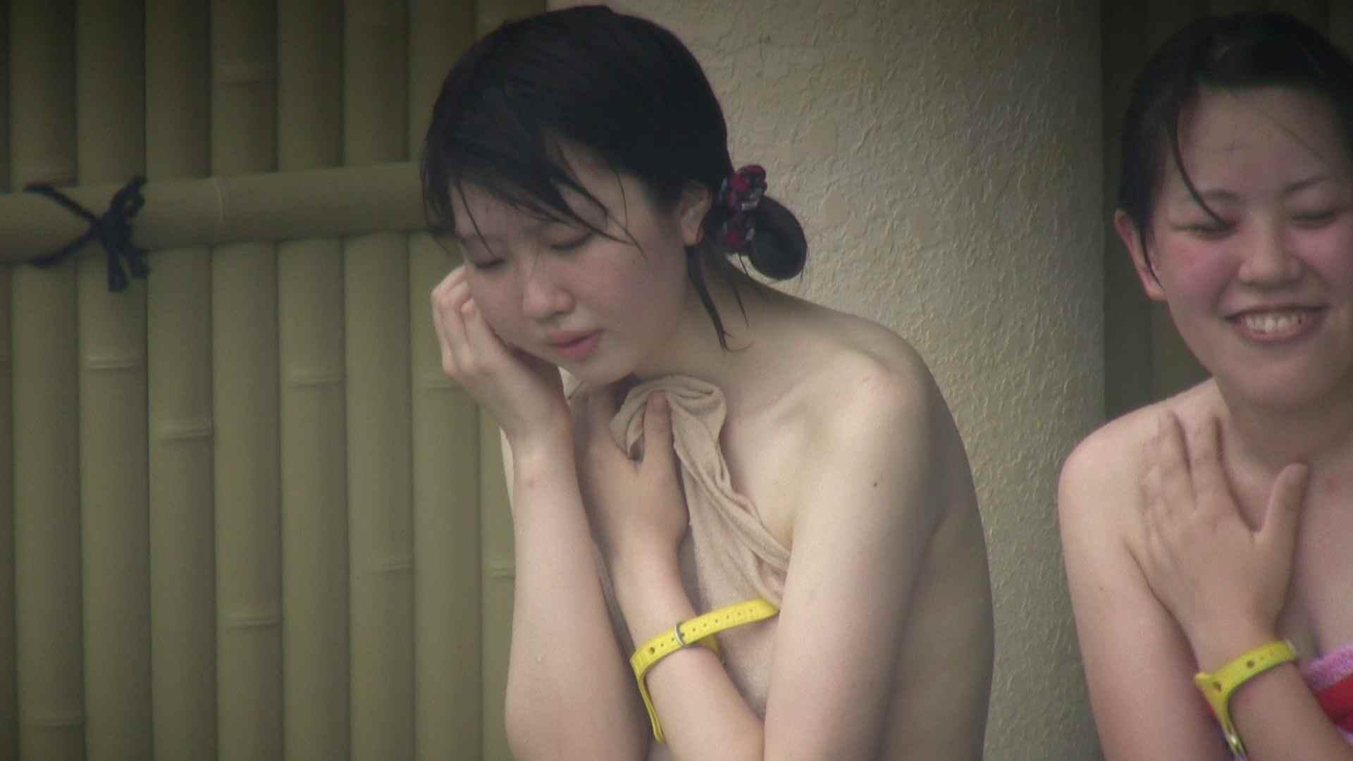 Aquaな露天風呂Vol.128 盗撮 | HなOL  51pic 11