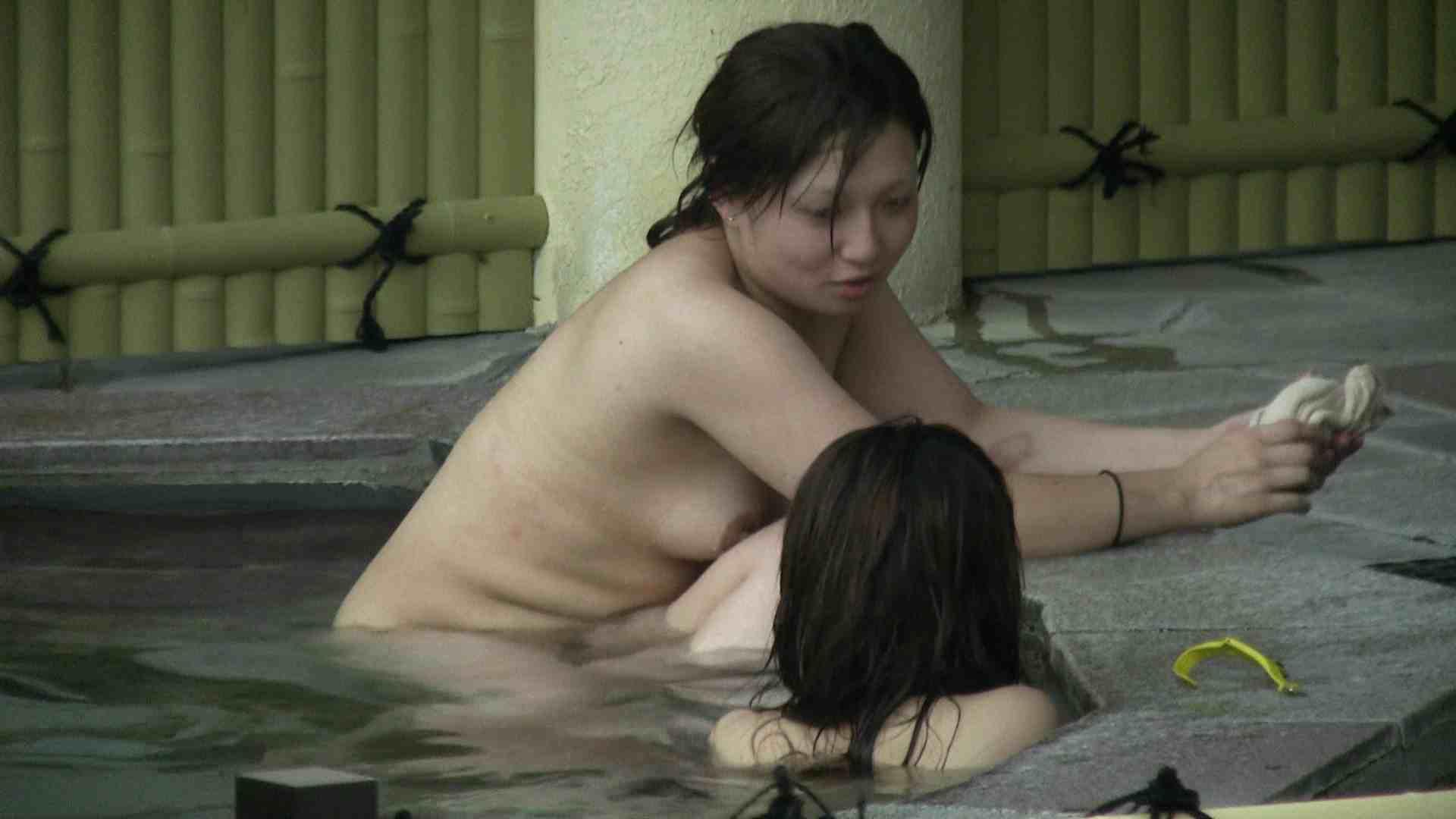 おまんこ:Aquaな露天風呂Vol.184:のぞき本舗 中村屋