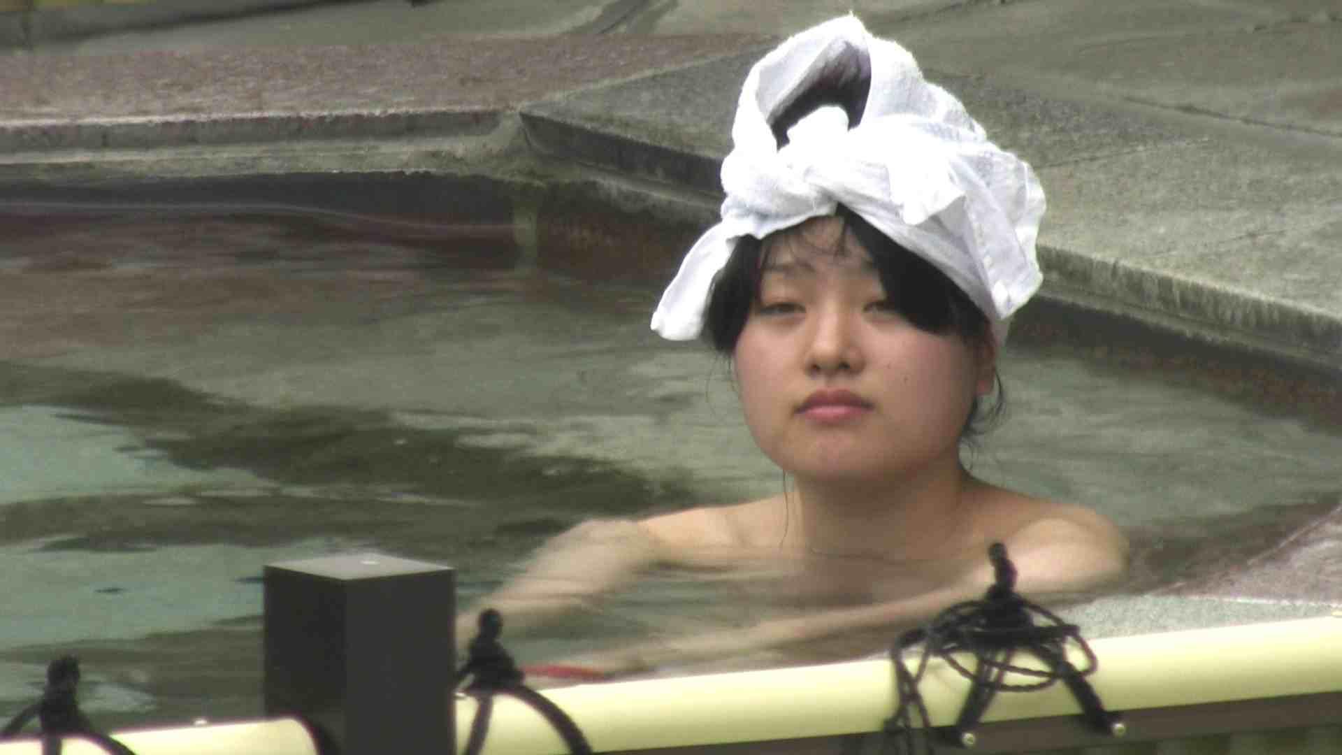 Aquaな露天風呂Vol.185 盗撮   HなOL  102pic 40