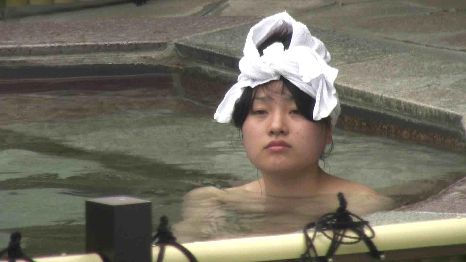 Aquaな露天風呂Vol.185 盗撮   HなOL  102pic 58