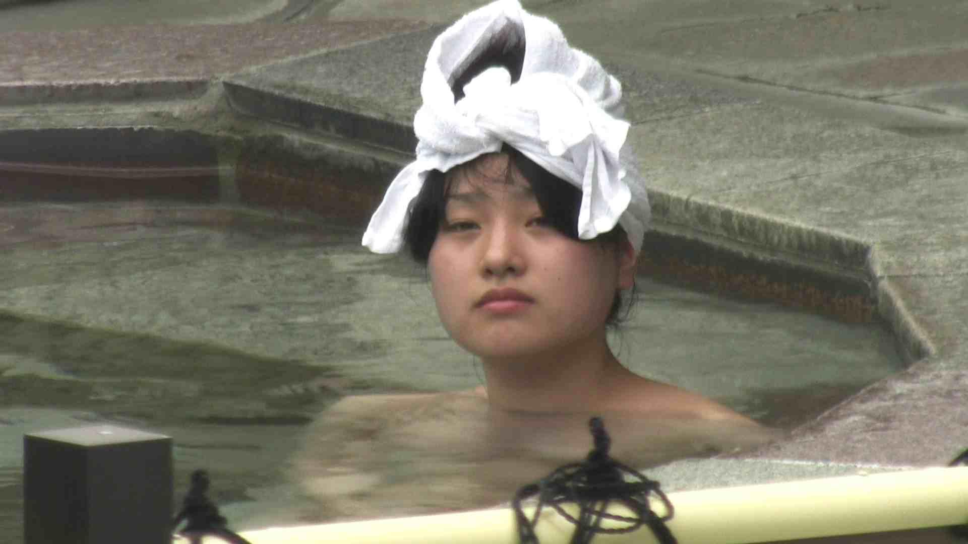 Aquaな露天風呂Vol.185 盗撮   HなOL  102pic 81