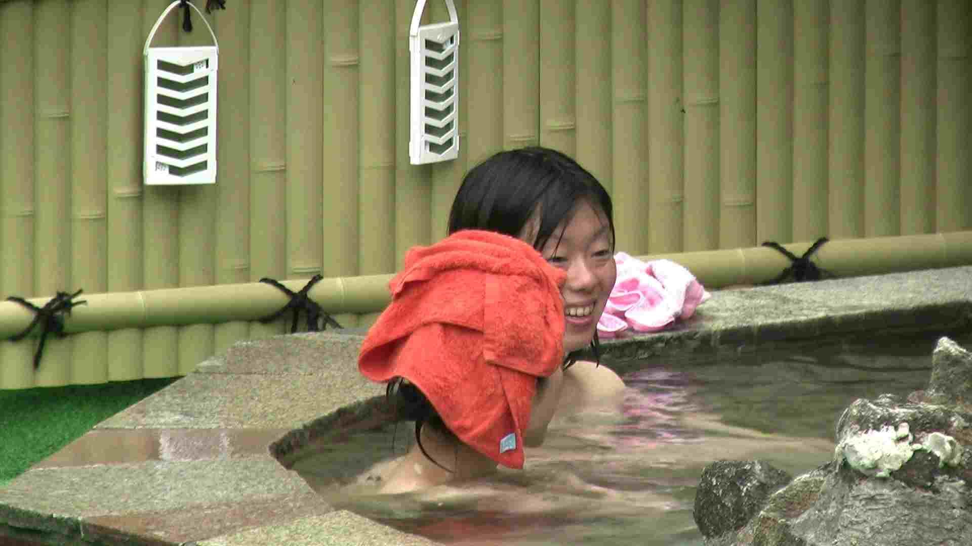 Aquaな露天風呂Vol.187 盗撮   HなOL  96pic 21
