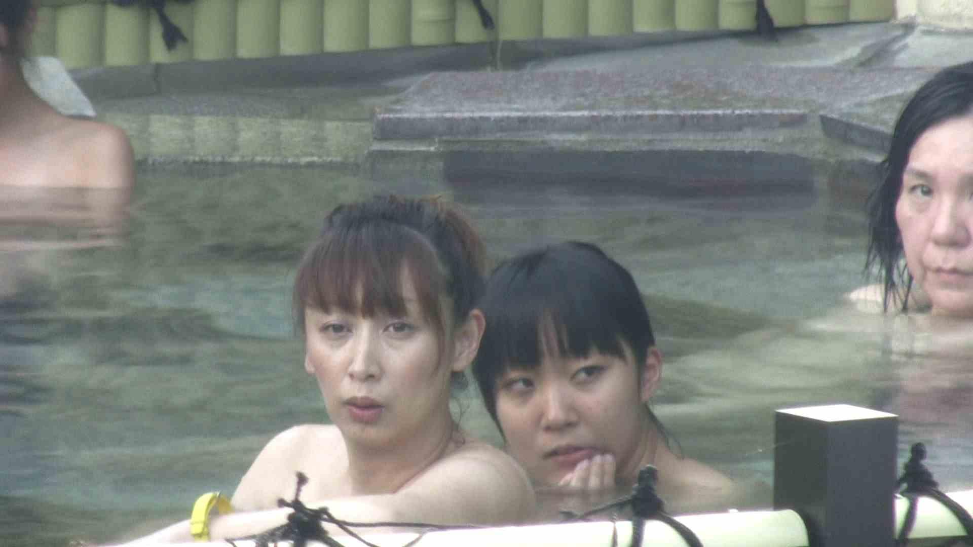 Aquaな露天風呂Vol.196 HなOL | 盗撮  91pic 1