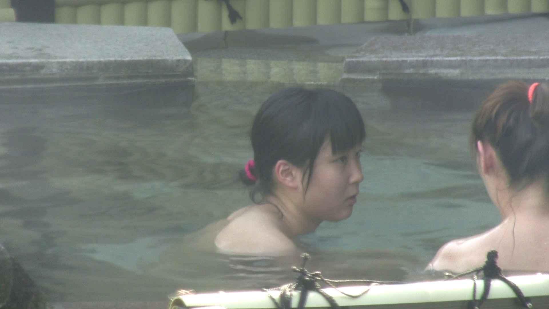 Aquaな露天風呂Vol.196 HなOL | 盗撮  91pic 84