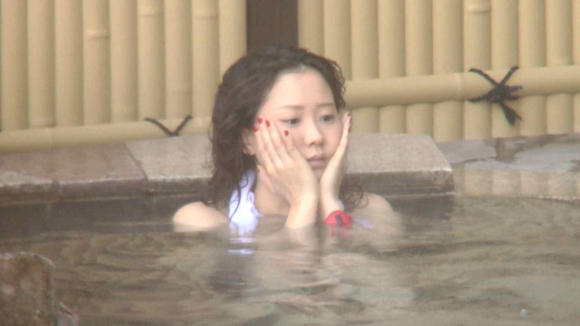 Aquaな露天風呂Vol.211 HなOL   盗撮  76pic 18