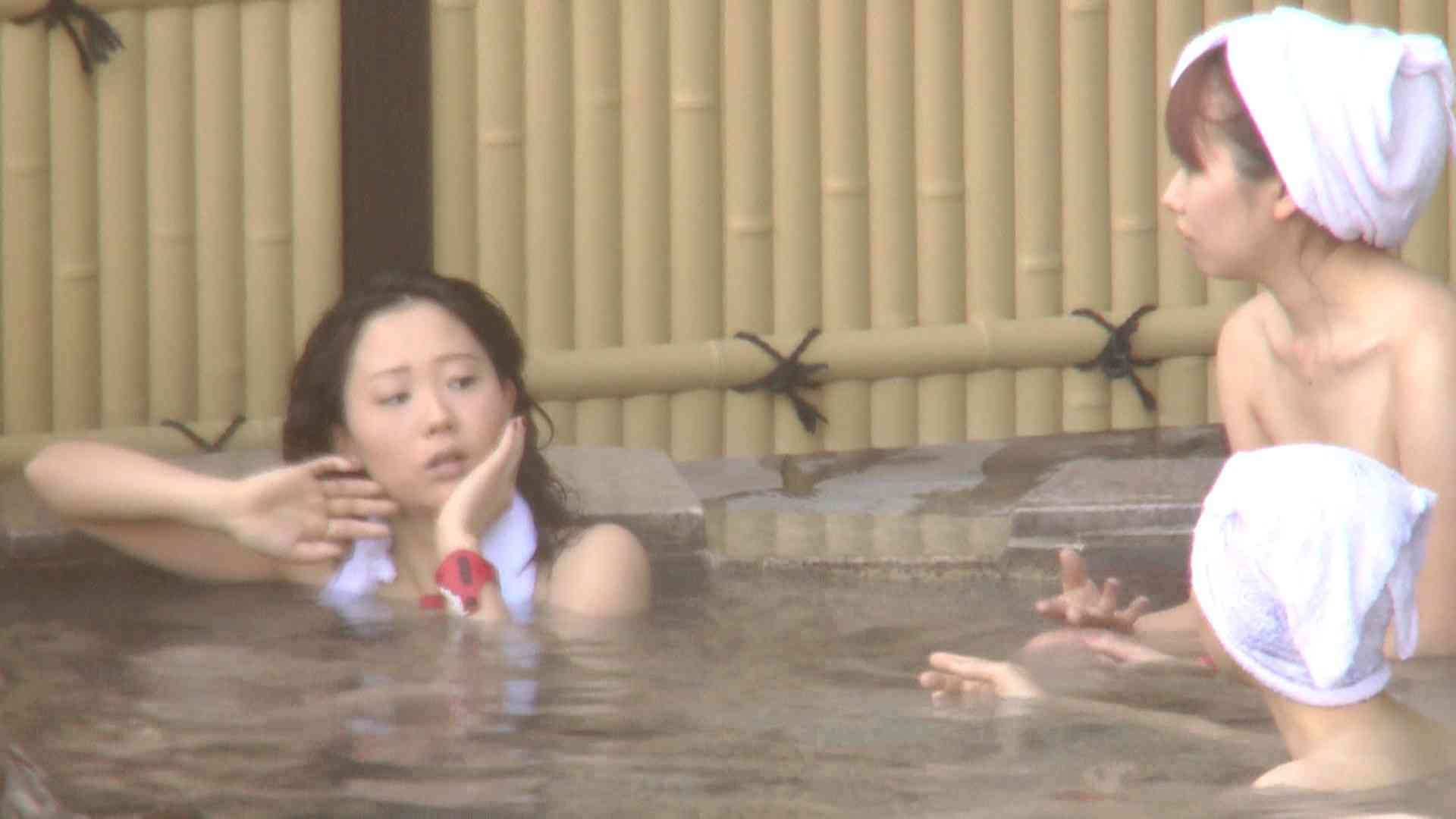Aquaな露天風呂Vol.211 HなOL   盗撮  76pic 28