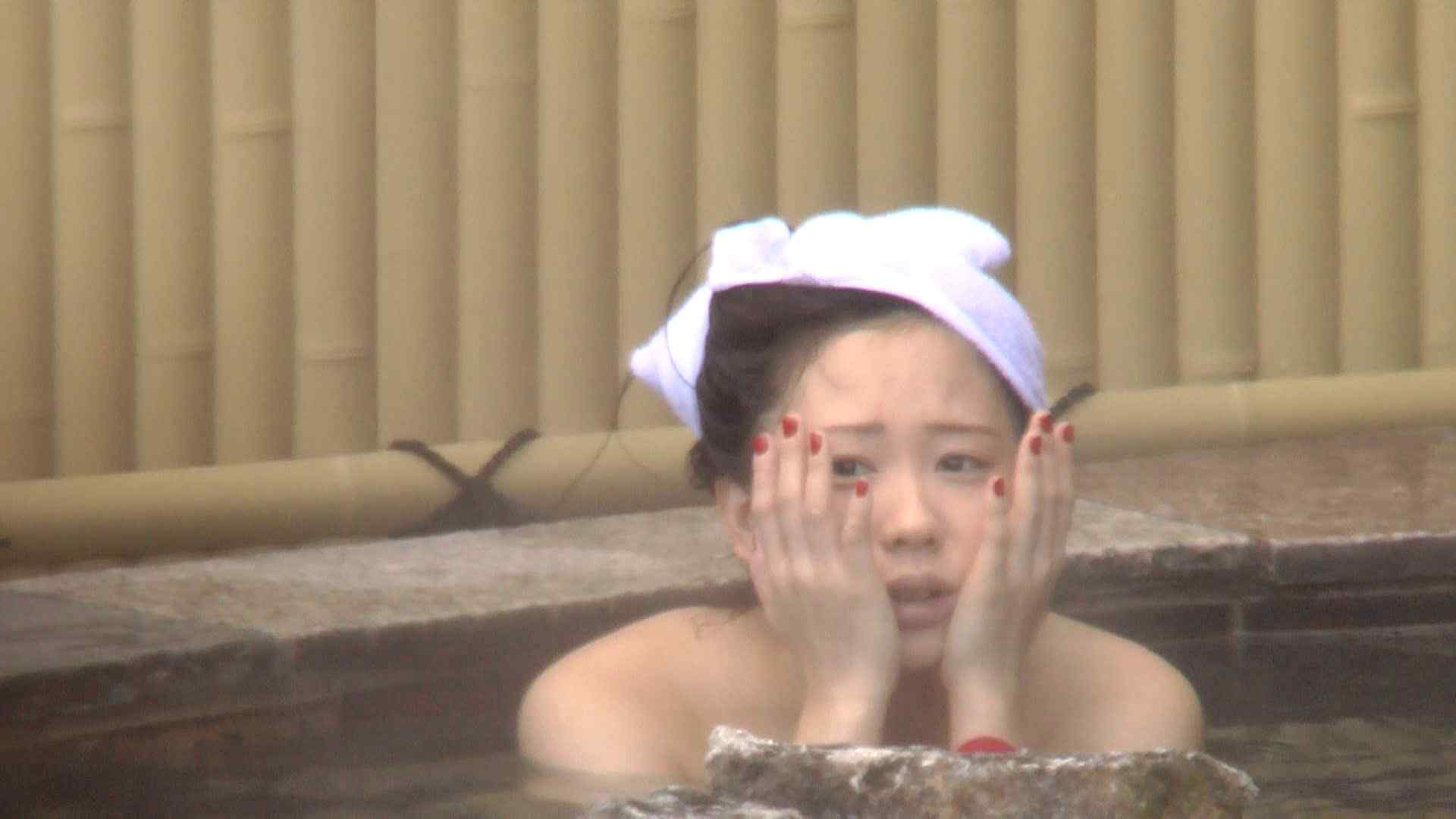 Aquaな露天風呂Vol.211 HなOL   盗撮  76pic 76