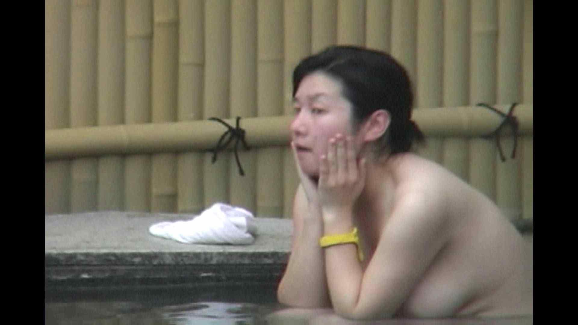Aquaな露天風呂Vol.545 HなOL   露天  100pic 36