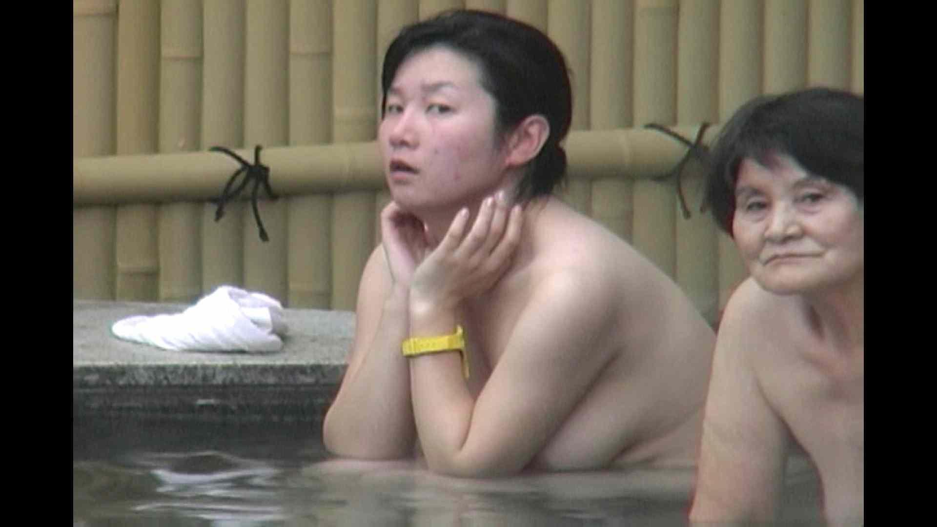 Aquaな露天風呂Vol.545 HなOL   露天  100pic 42