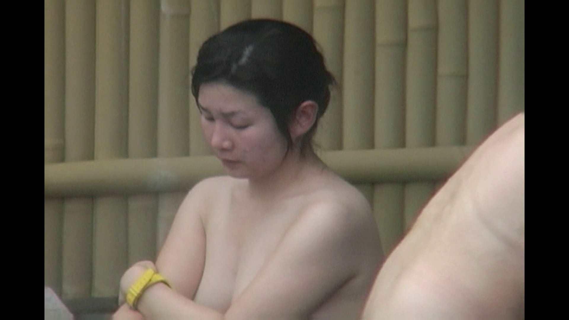 Aquaな露天風呂Vol.545 HなOL   露天  100pic 86