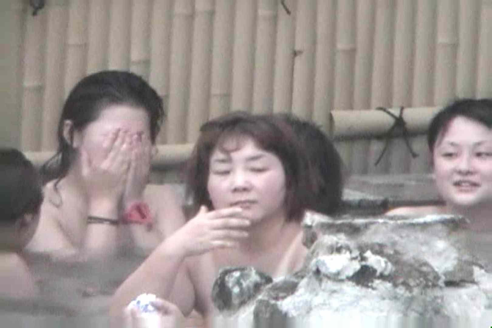 Aquaな露天風呂Vol.555 盗撮   露天  56pic 16