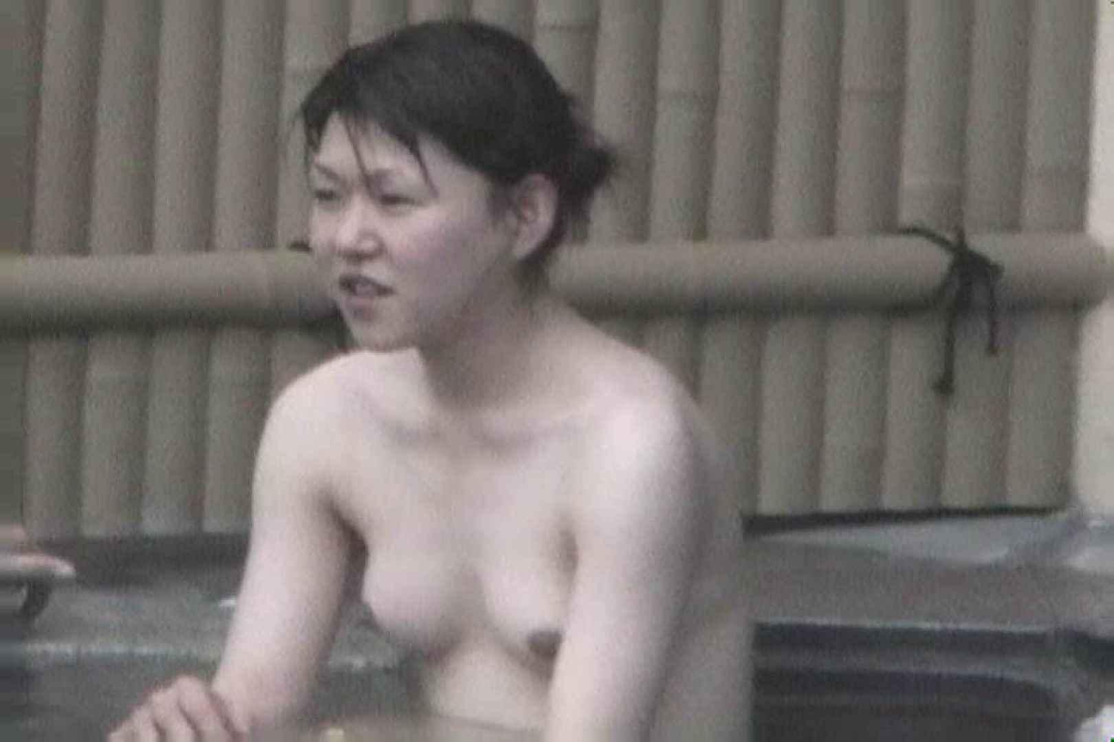 Aquaな露天風呂Vol.555 盗撮   露天  56pic 35