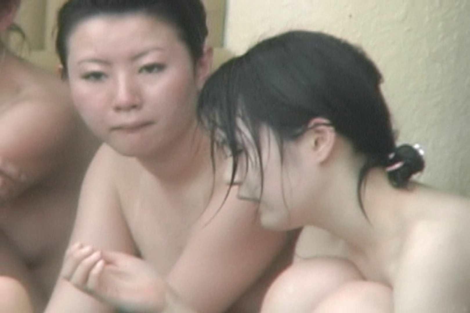 Aquaな露天風呂Vol.593 HなOL   盗撮  91pic 53