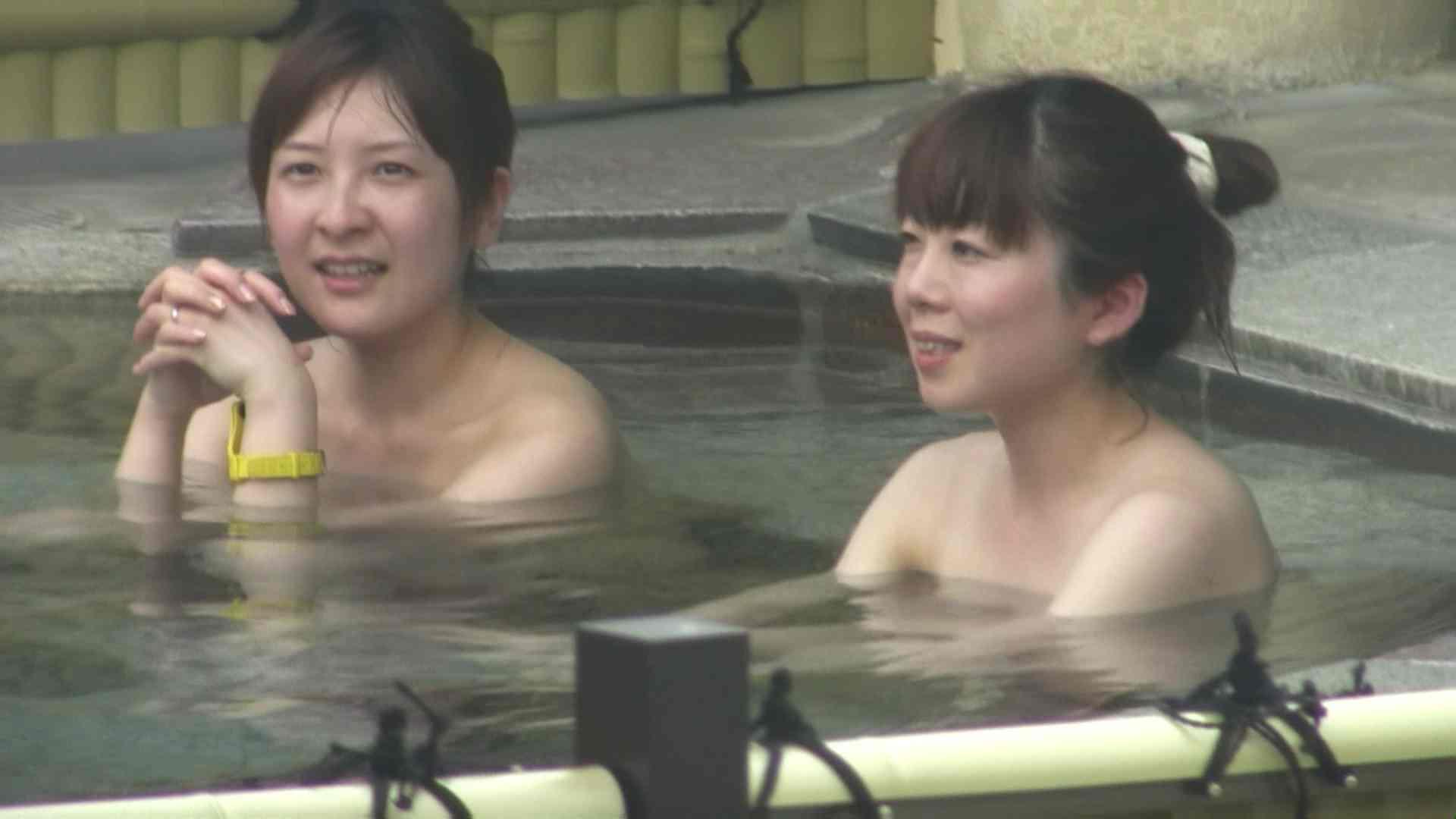 Aquaな露天風呂Vol.603 盗撮   露天  103pic 15