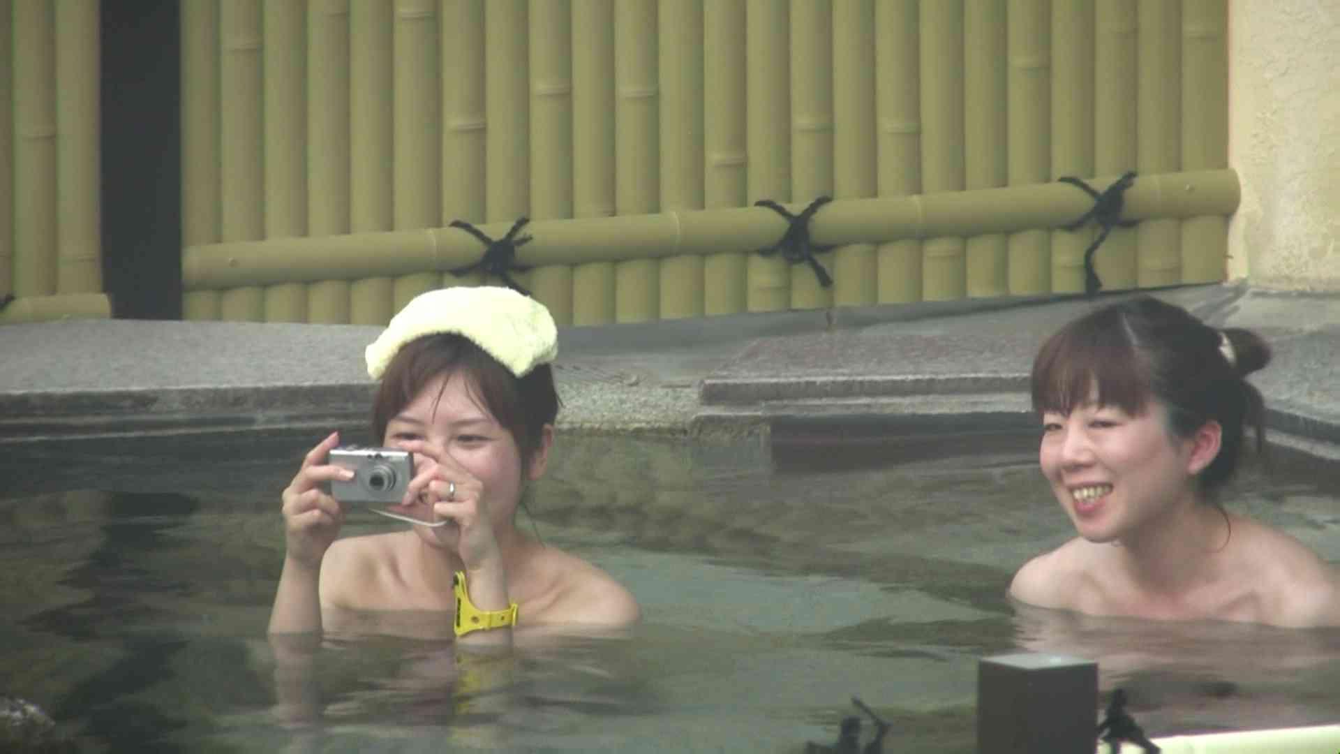 Aquaな露天風呂Vol.603 盗撮   露天  103pic 80