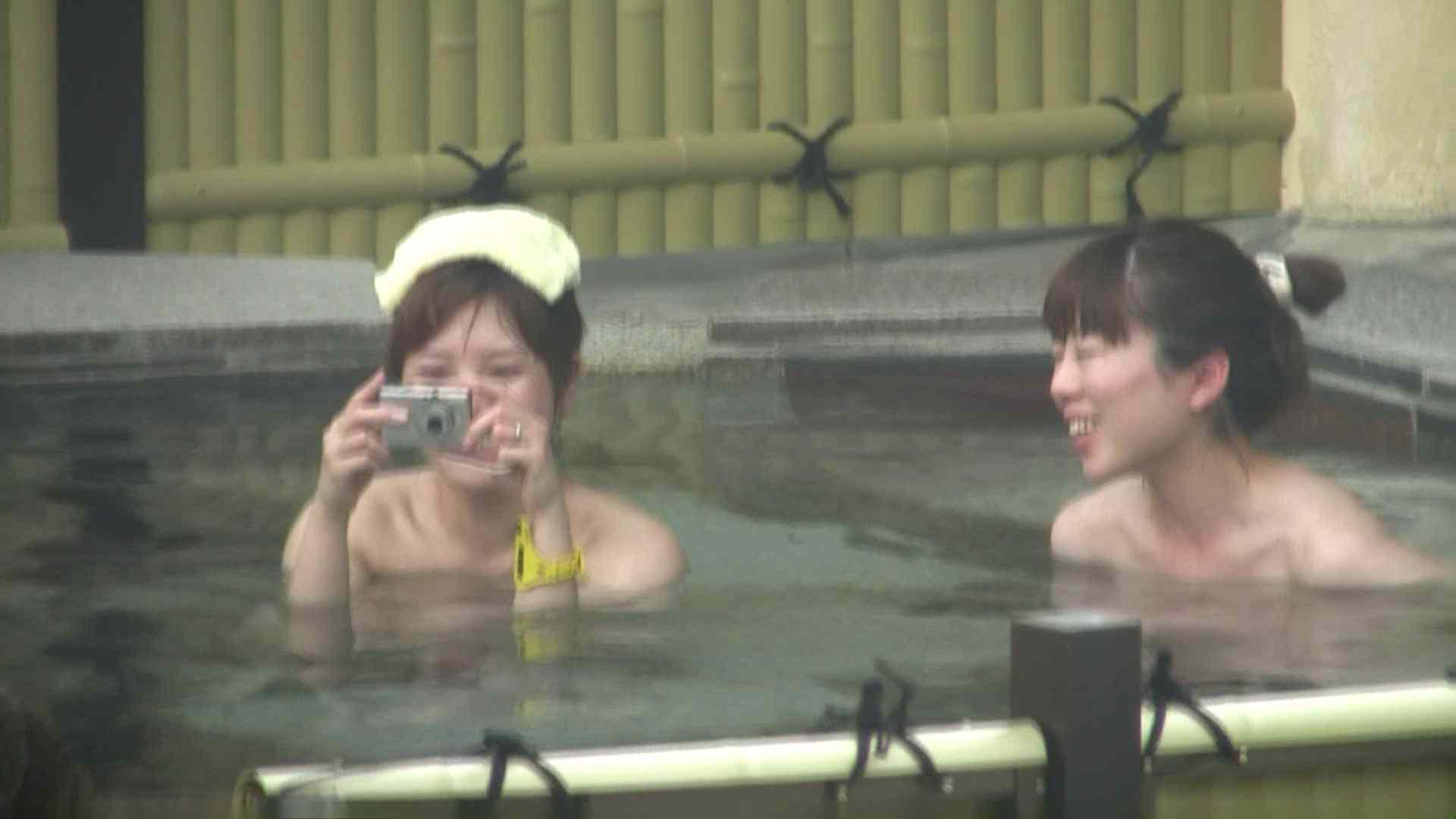 Aquaな露天風呂Vol.603 盗撮   露天  103pic 81