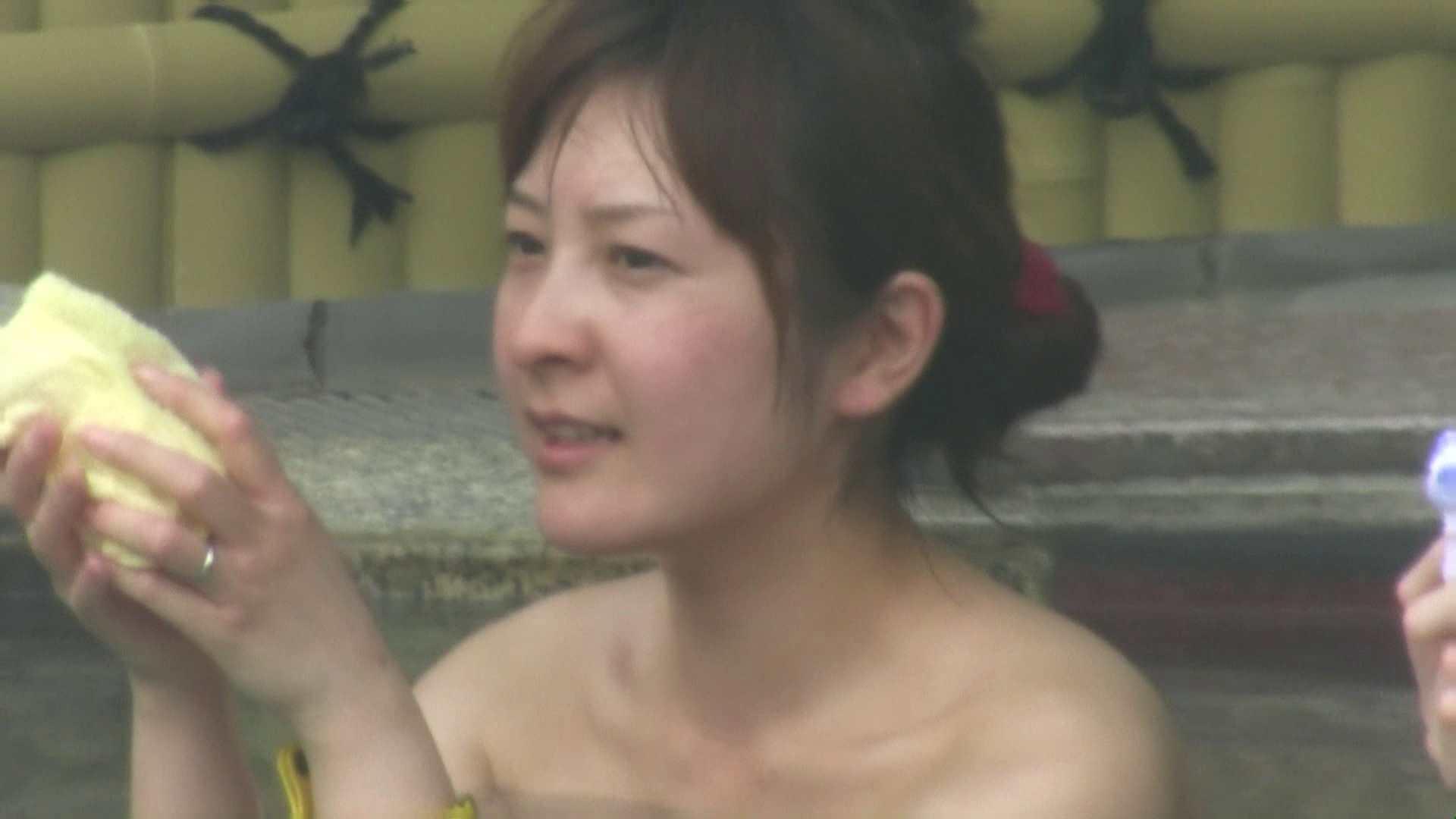 Aquaな露天風呂Vol.603 盗撮   露天  103pic 94
