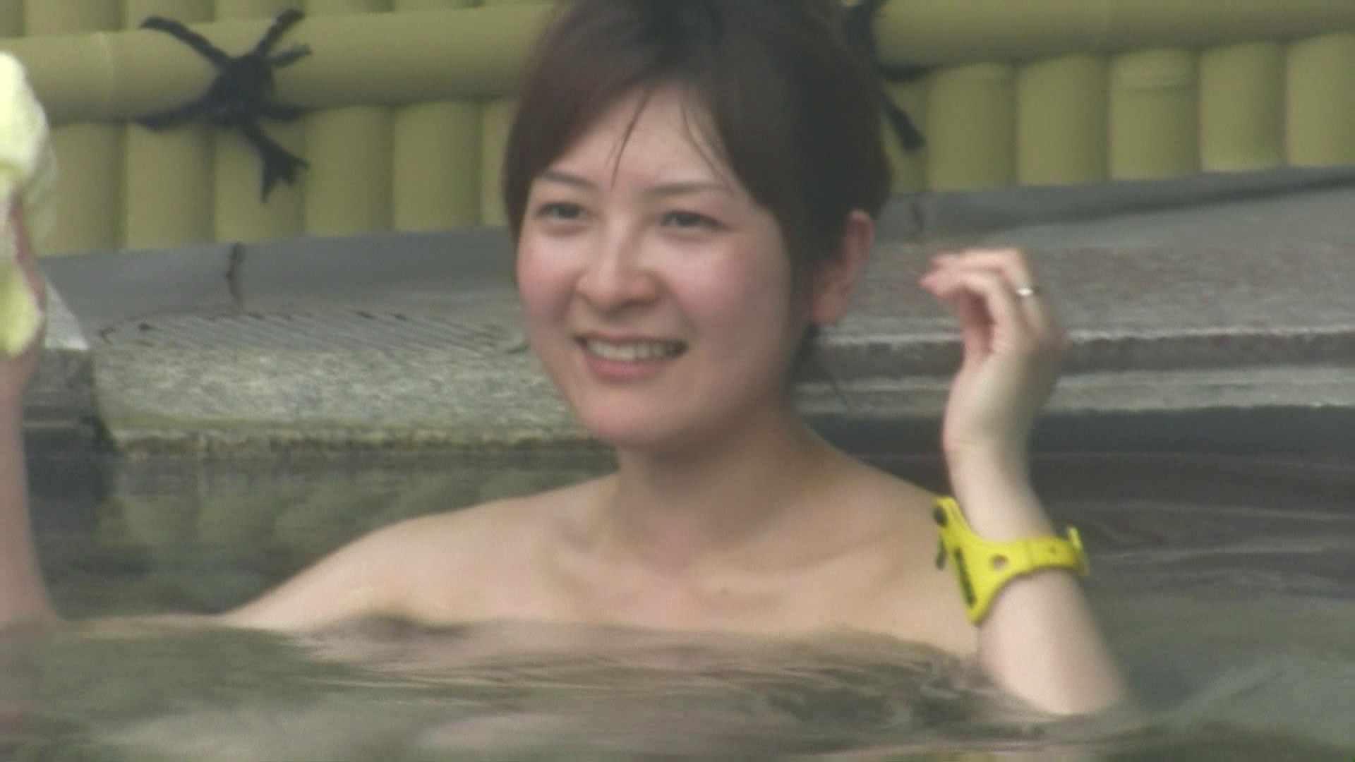 Aquaな露天風呂Vol.603 盗撮   露天  103pic 98
