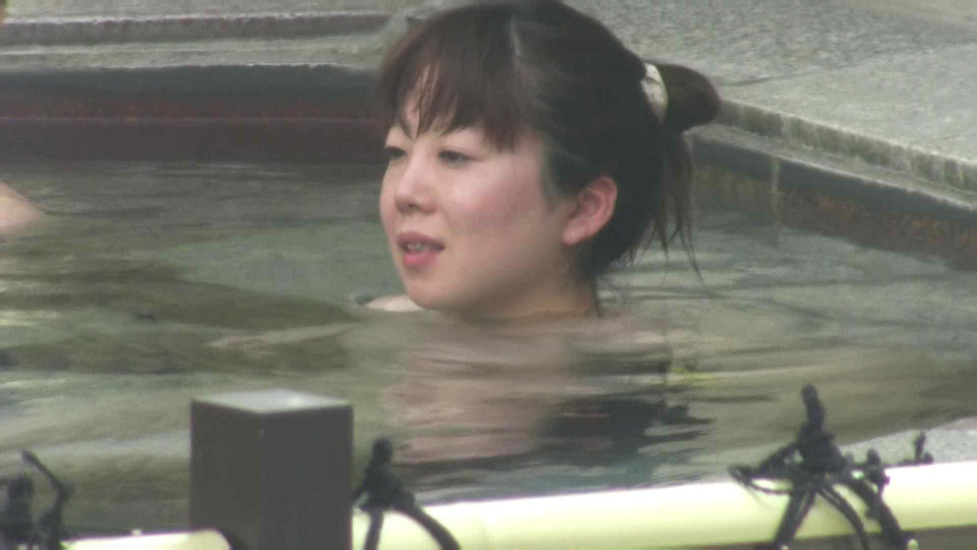 Aquaな露天風呂Vol.603 盗撮   露天  103pic 101