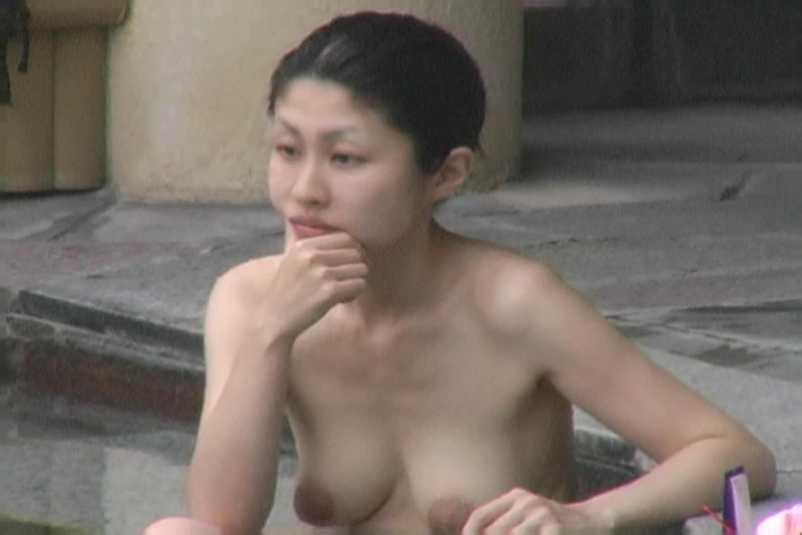 Aquaな露天風呂Vol.642 盗撮   露天  65pic 61
