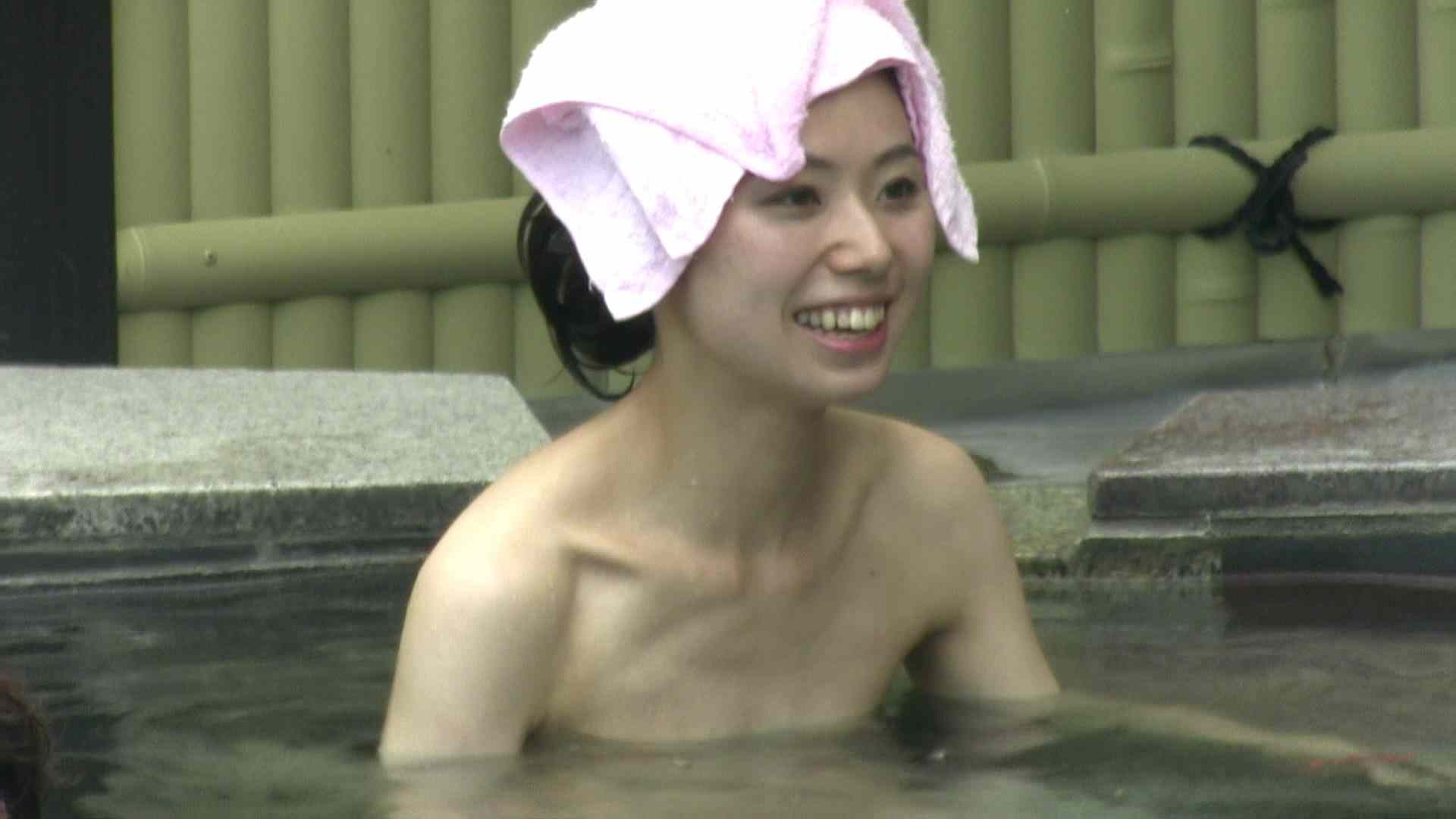 Aquaな露天風呂Vol.666 HなOL   露天  91pic 42