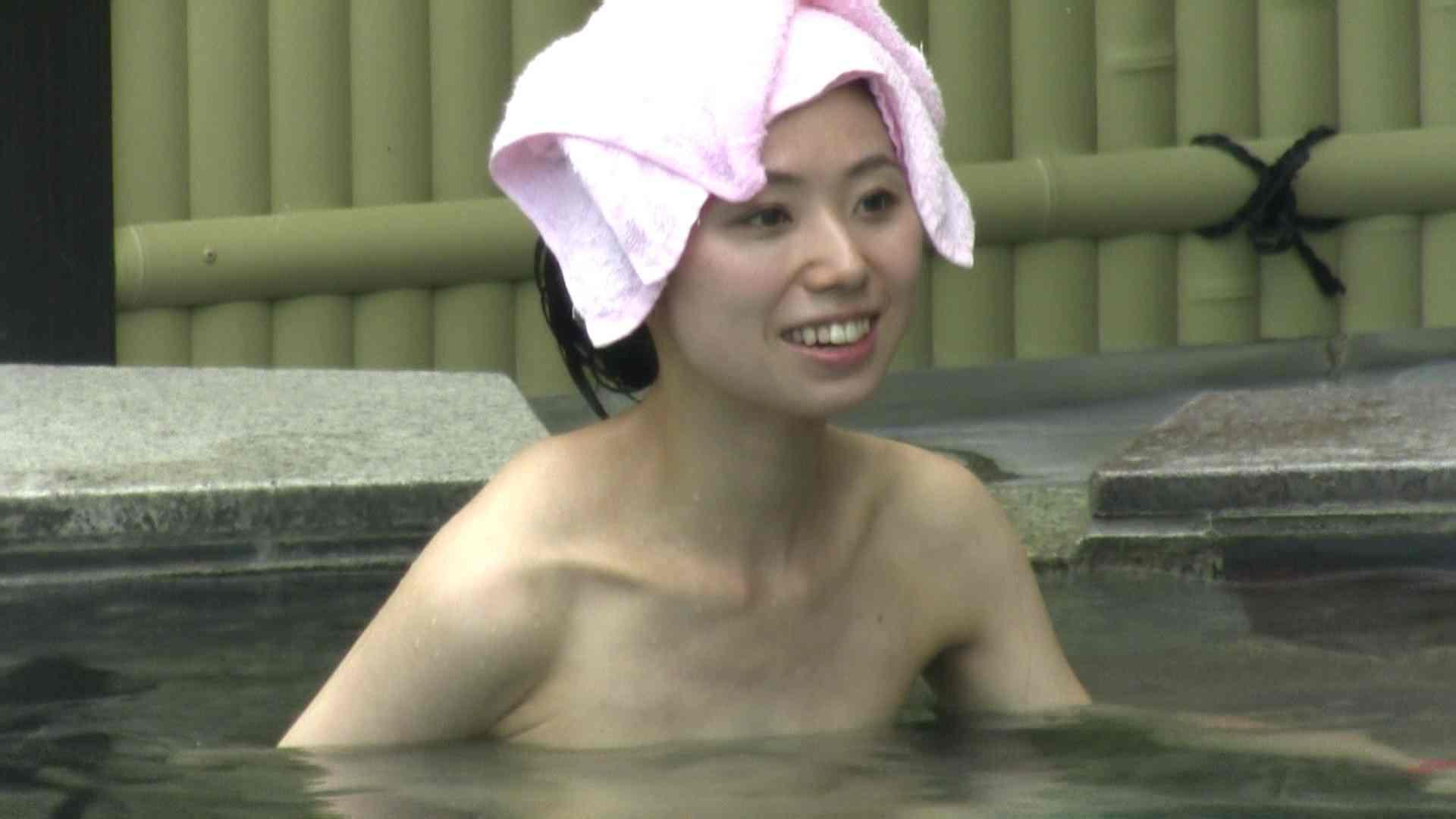 Aquaな露天風呂Vol.666 HなOL   露天  91pic 53