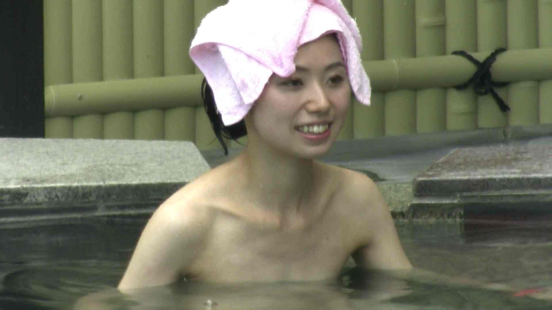 Aquaな露天風呂Vol.666 HなOL   露天  91pic 62