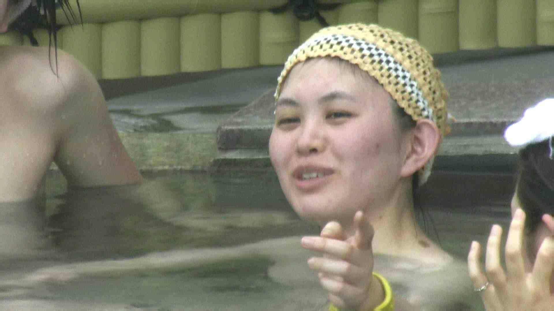 Aquaな露天風呂Vol.667 盗撮   露天  105pic 46