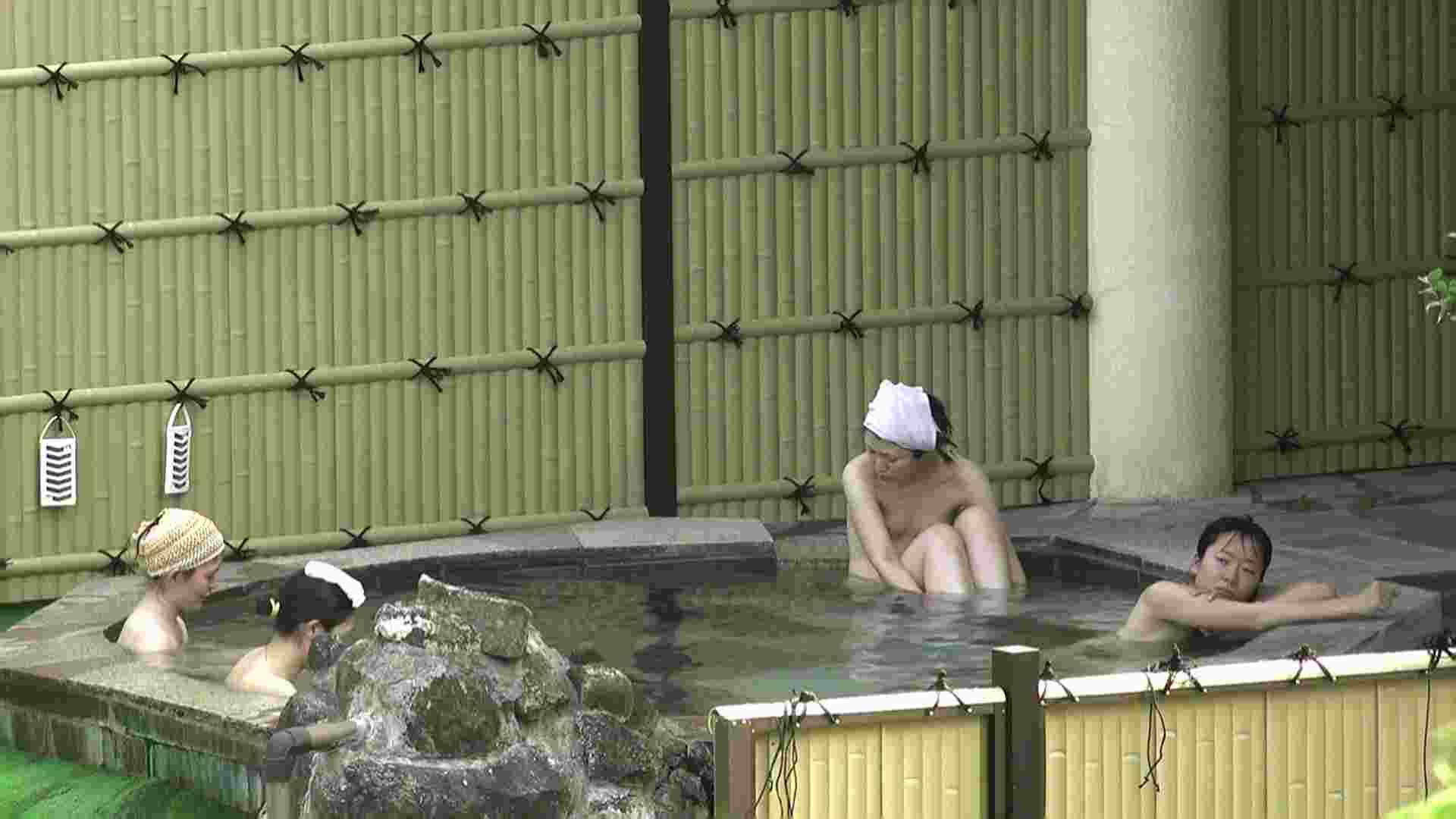 Aquaな露天風呂Vol.667 盗撮   露天  105pic 77