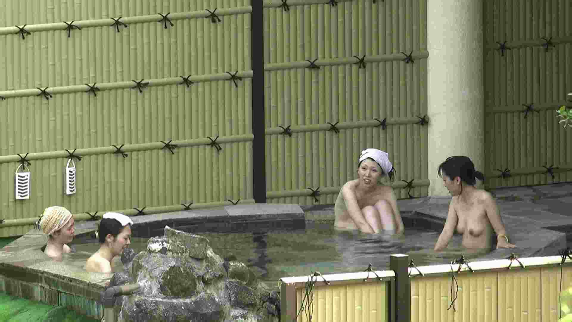 Aquaな露天風呂Vol.667 盗撮   露天  105pic 78