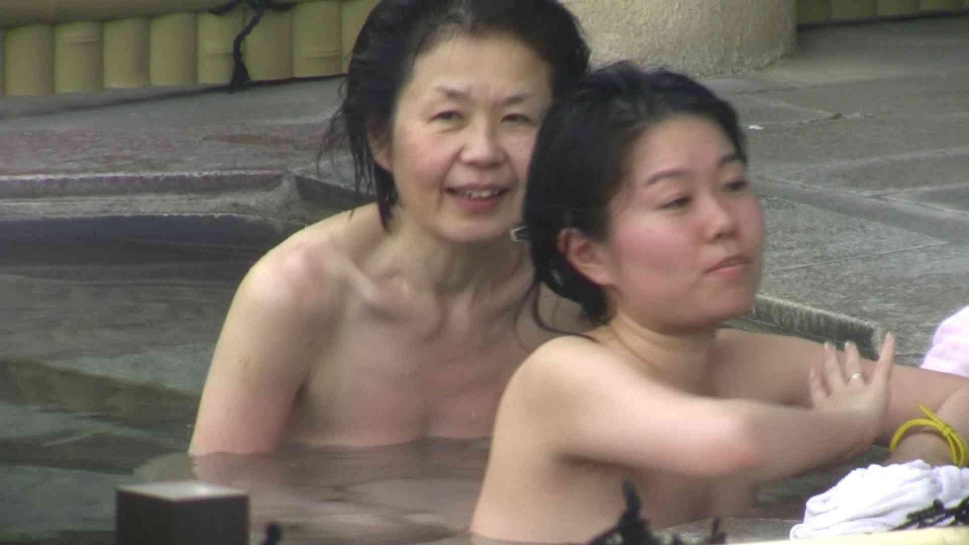 Aquaな露天風呂Vol.675 HなOL   露天  88pic 88