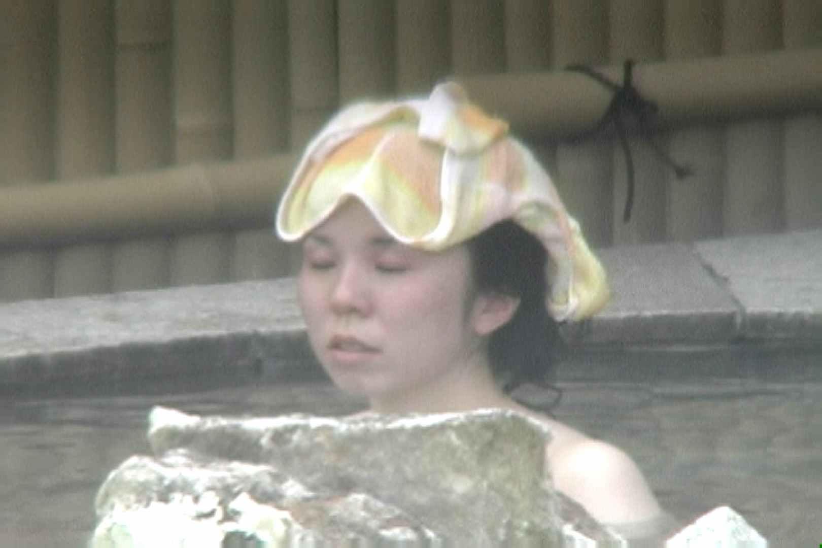 Aquaな露天風呂Vol.687 盗撮   露天  56pic 34
