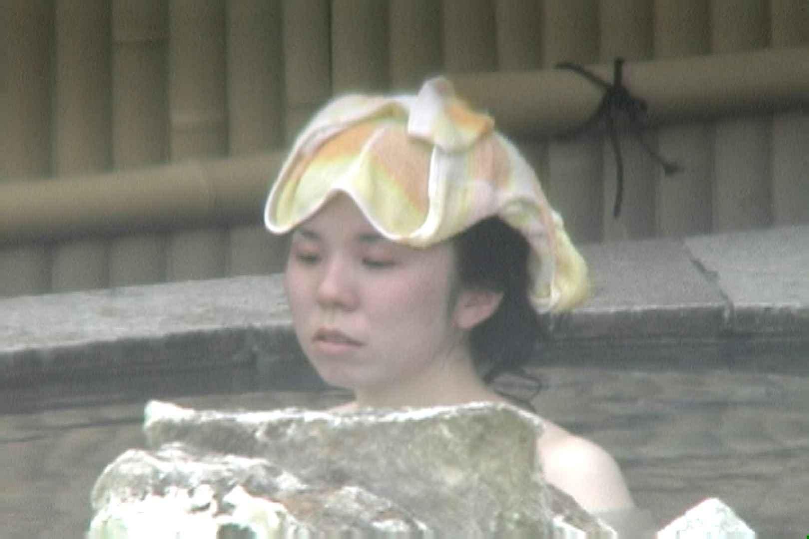 Aquaな露天風呂Vol.687 盗撮   露天  56pic 38