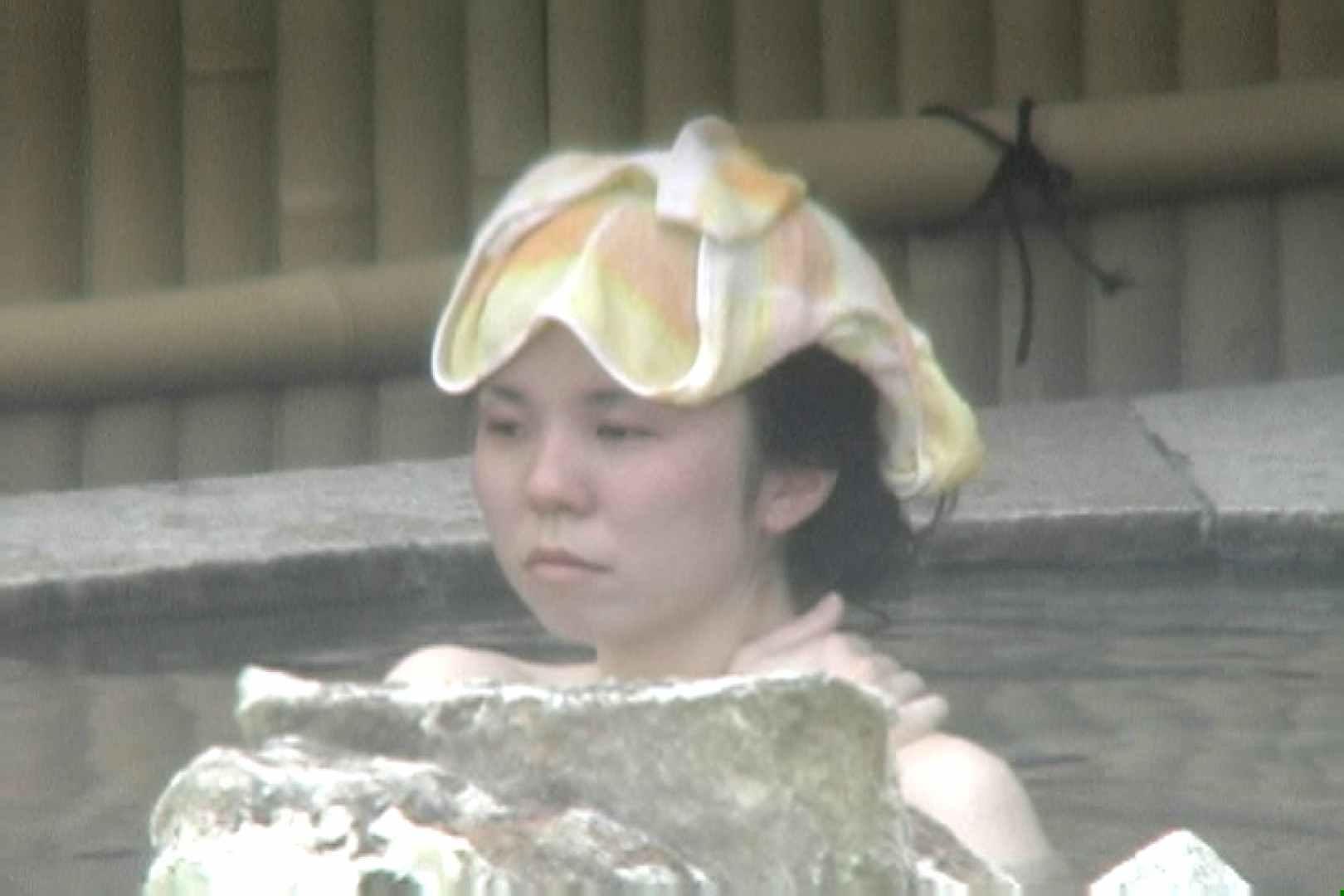 Aquaな露天風呂Vol.687 盗撮   露天  56pic 44