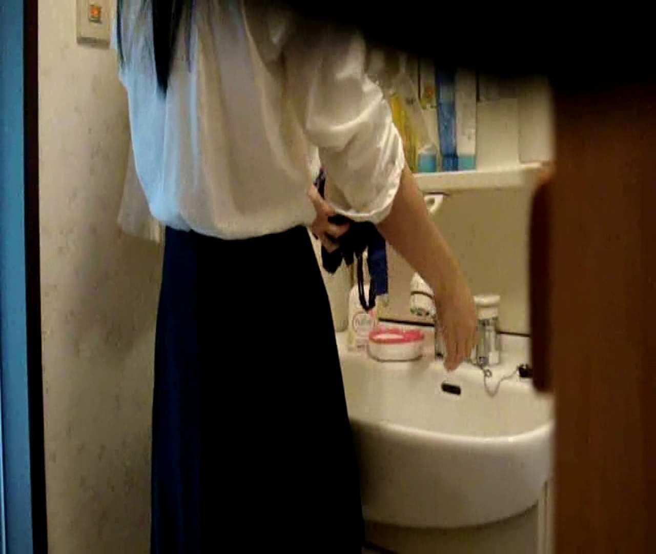 二人とも育てた甲斐がありました… vol.05 まどかが洗顔後にブラを洗濯 HなOL | 0  98pic 27