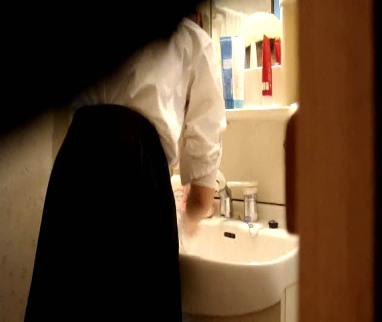 二人とも育てた甲斐がありました… vol.05 まどかが洗顔後にブラを洗濯 HなOL | 0  98pic 44