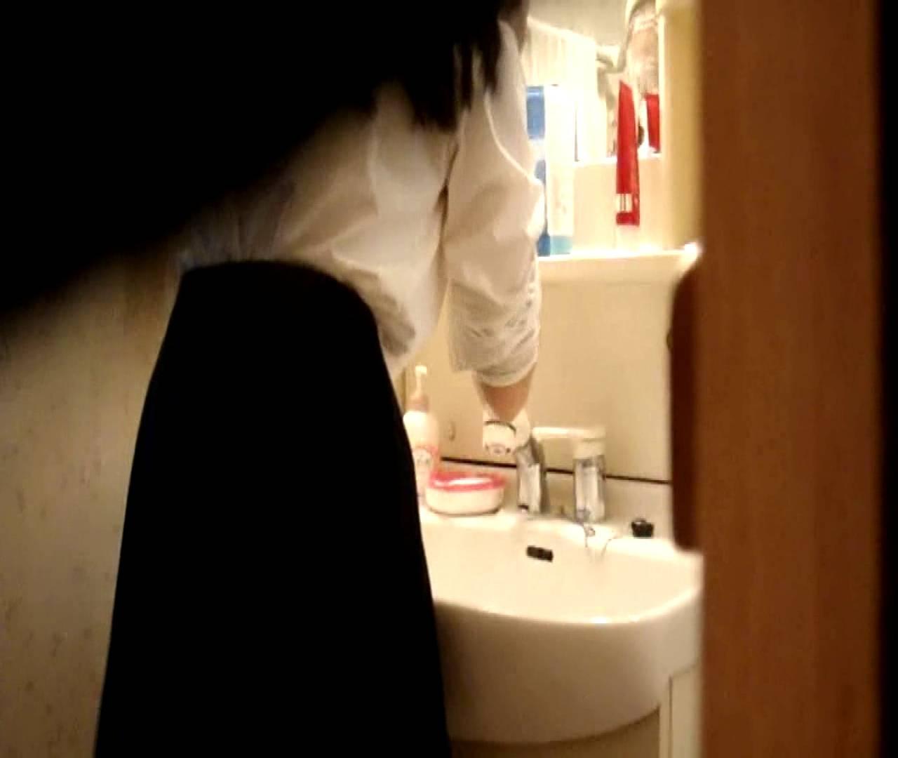 二人とも育てた甲斐がありました… vol.05 まどかが洗顔後にブラを洗濯 HなOL | 0  98pic 49
