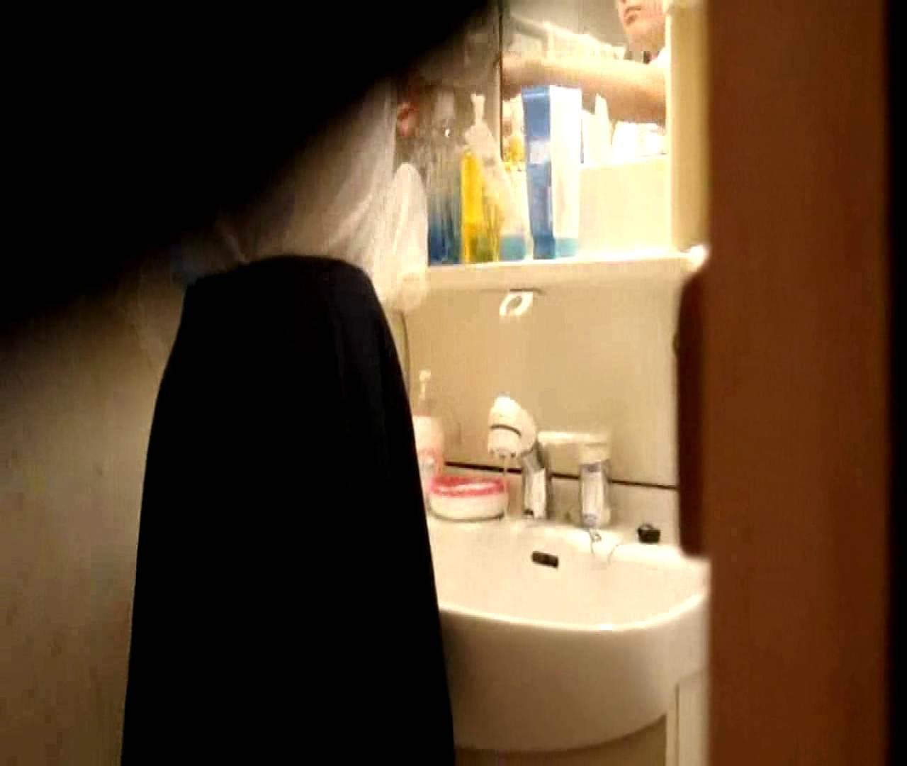 二人とも育てた甲斐がありました… vol.05 まどかが洗顔後にブラを洗濯 HなOL | 0  98pic 57