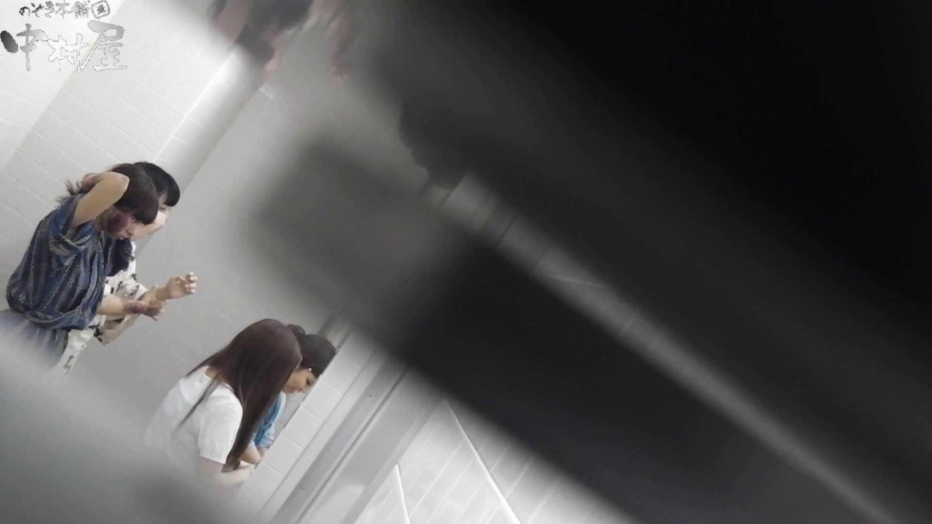 【お銀さんの「洗面所突入レポート!!」】お銀さんの「洗面所突入レポート!!」 vol.29 ∑(゚Д゚)アッ! 洗面所 | HなOL  100pic 4