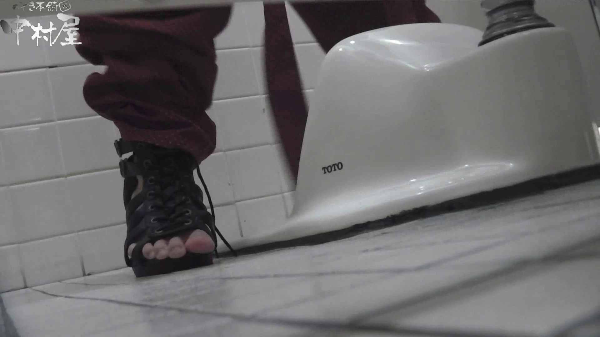 【お銀さんの「洗面所突入レポート!!」】お銀さんの「洗面所突入レポート!!」 vol.29 ∑(゚Д゚)アッ! 洗面所 | HなOL  100pic 85